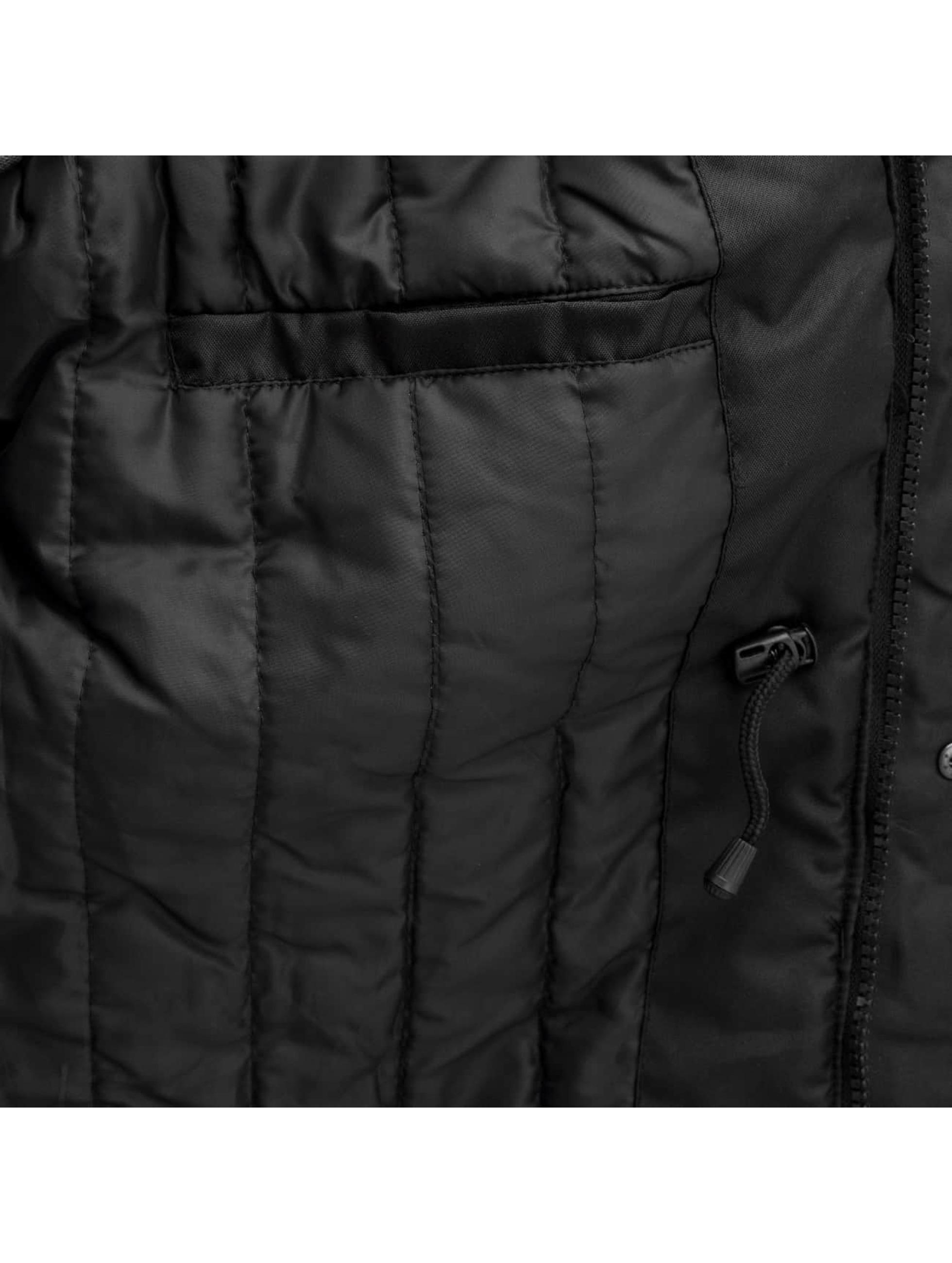 Just Rhyse Winter Jacket Winter black