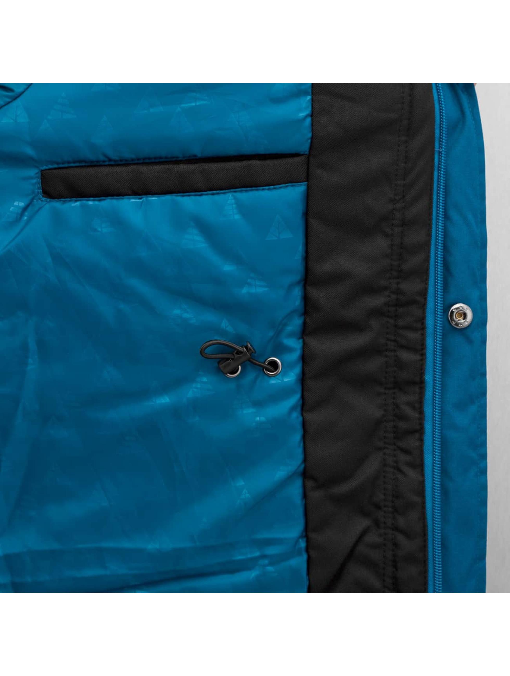 Just Rhyse Winter Jacket Warin black