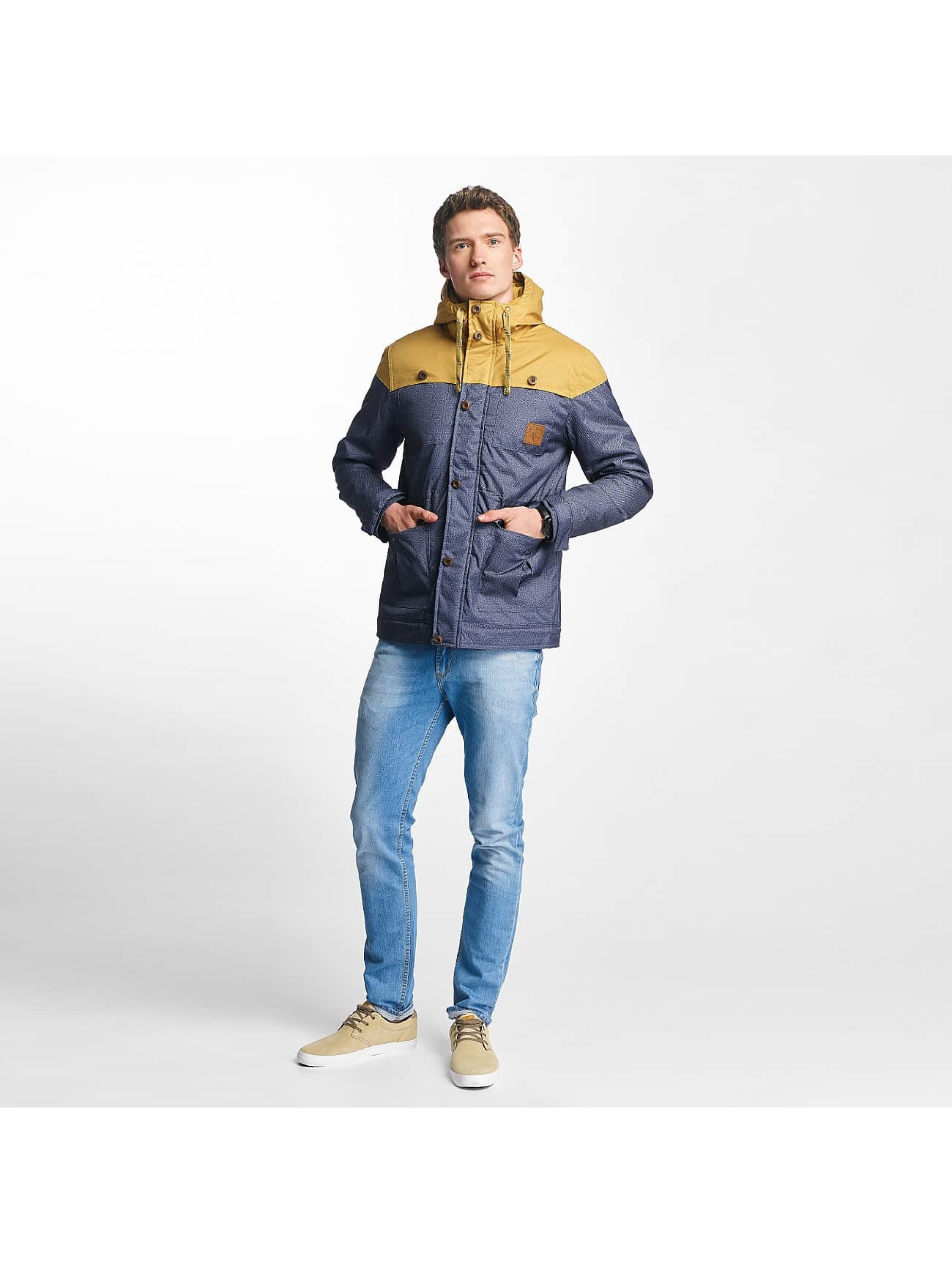 Just Rhyse Winter Jacket Warin blue