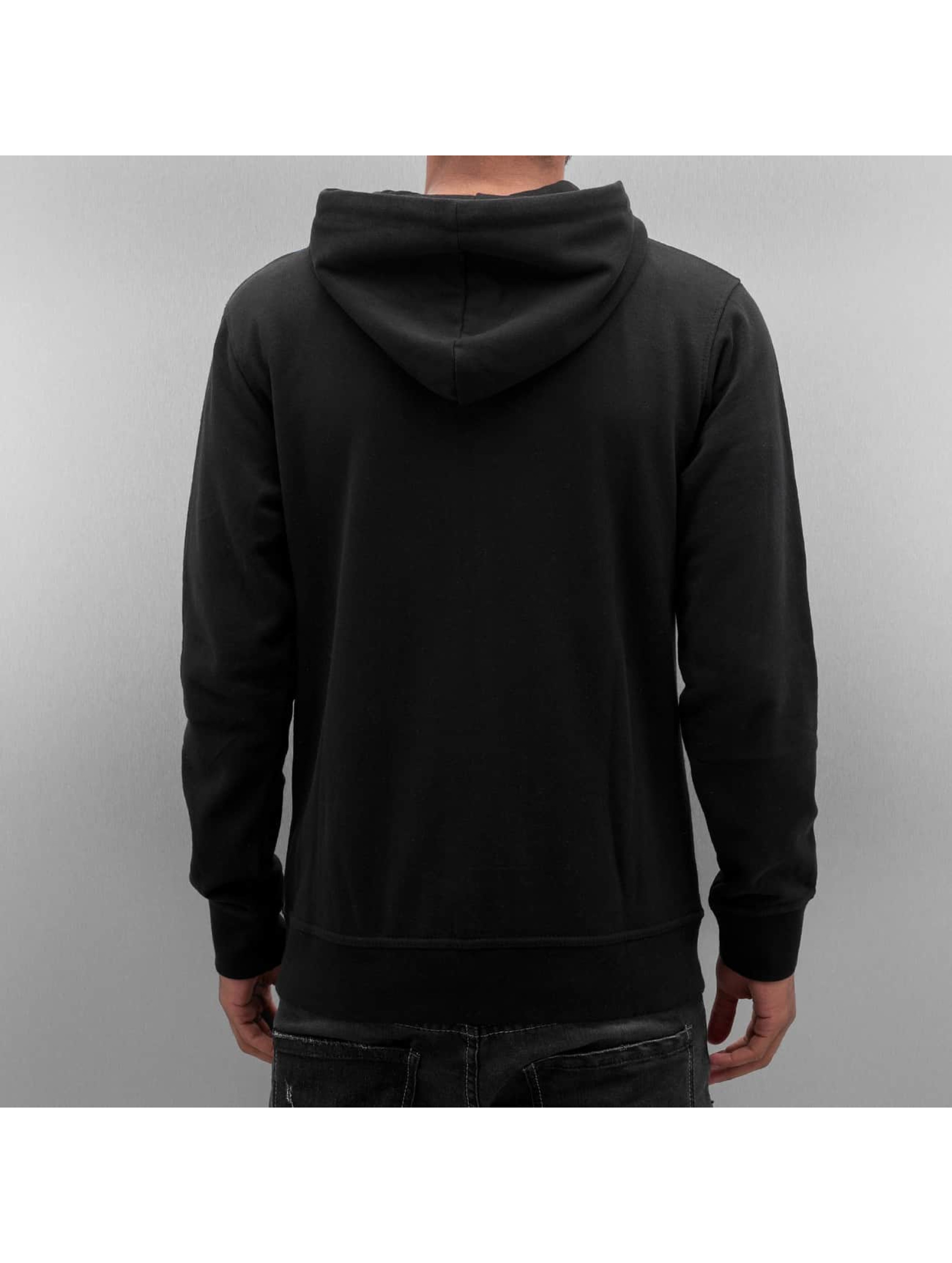 Just Rhyse Zip Hoodie Ace black