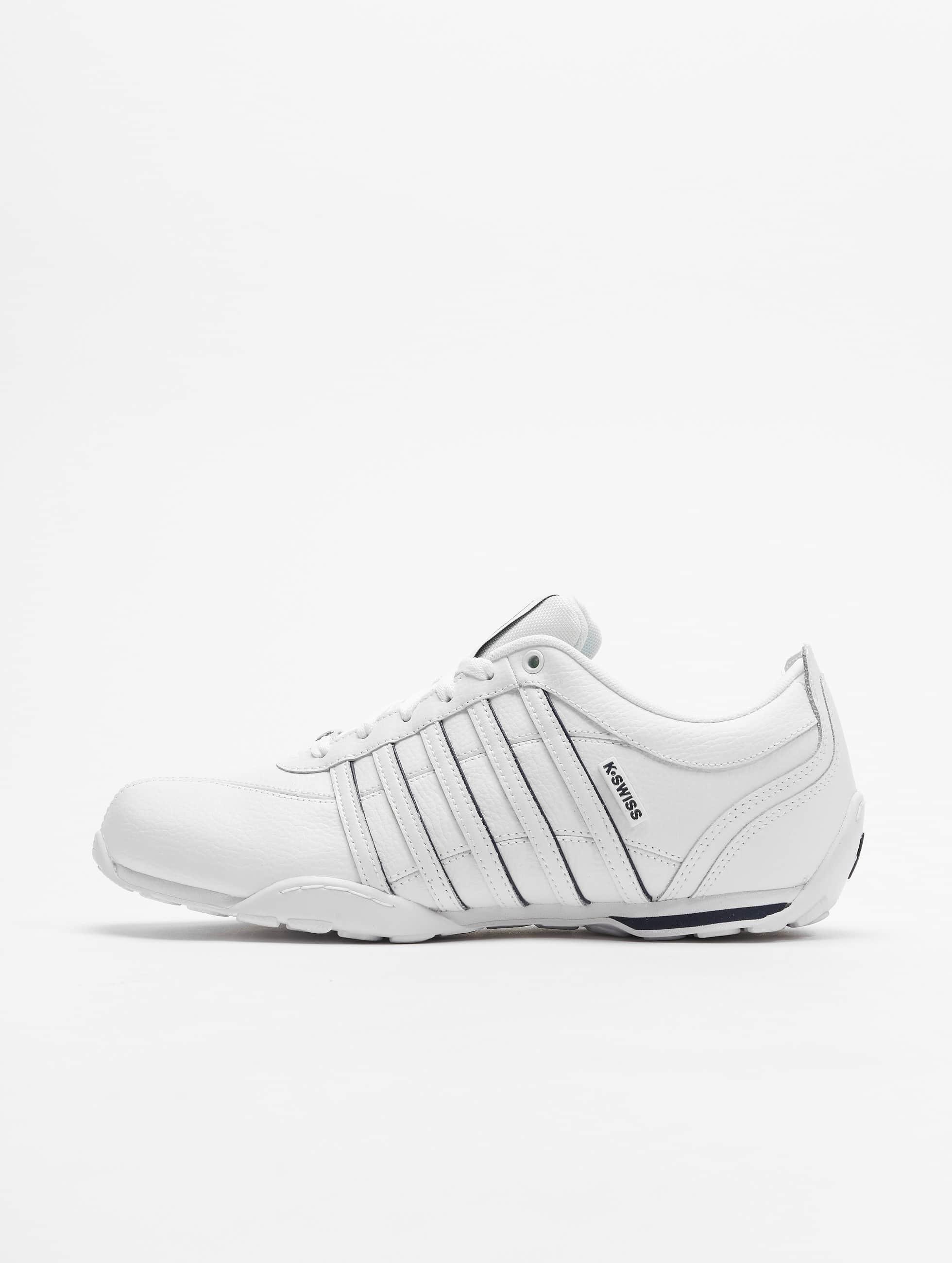 K Swiss Arvee 1.5 Sneakers WhiteWhiteNavySilvern White1