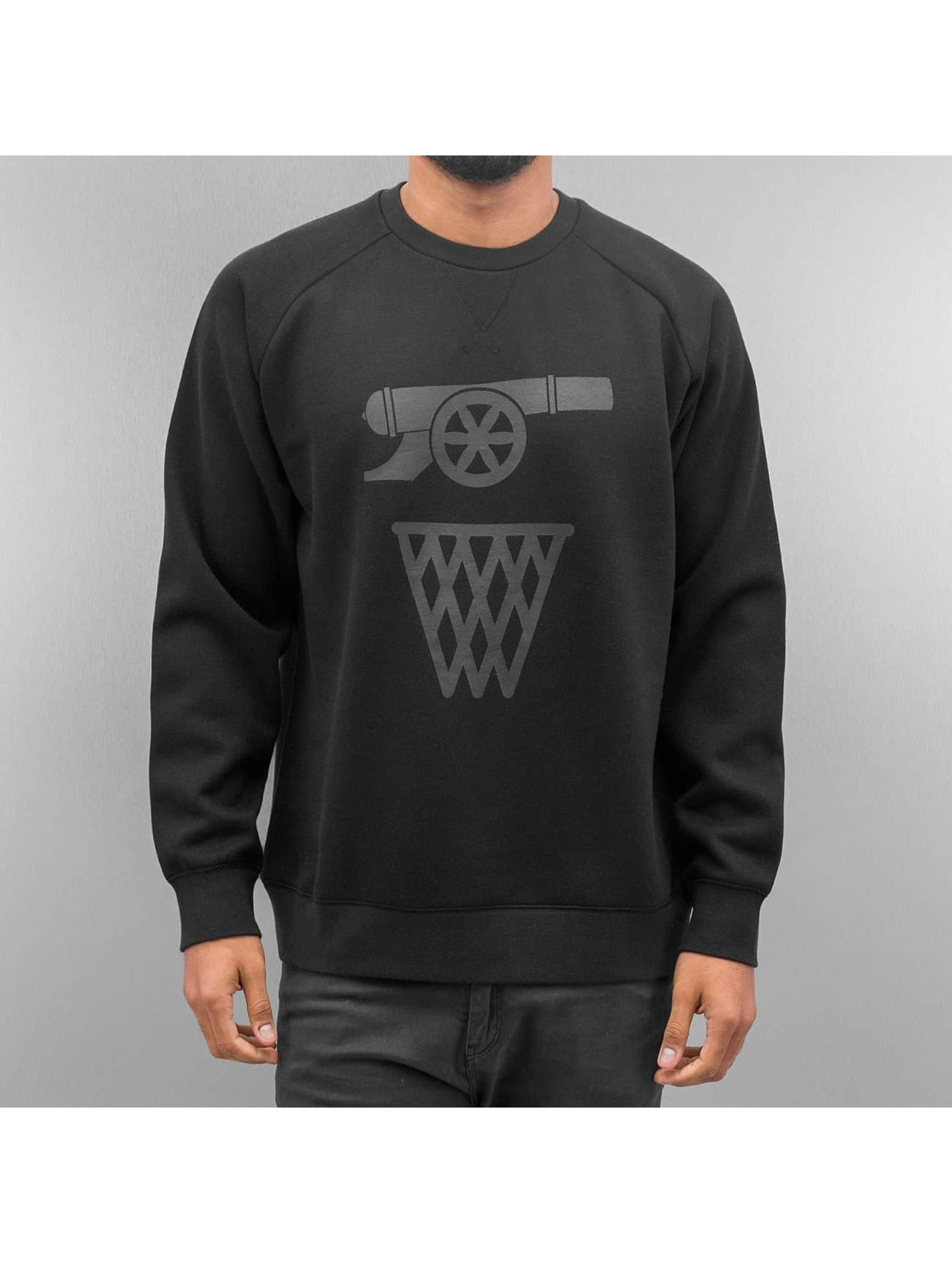 K1X Пуловер Shoot&Score черный