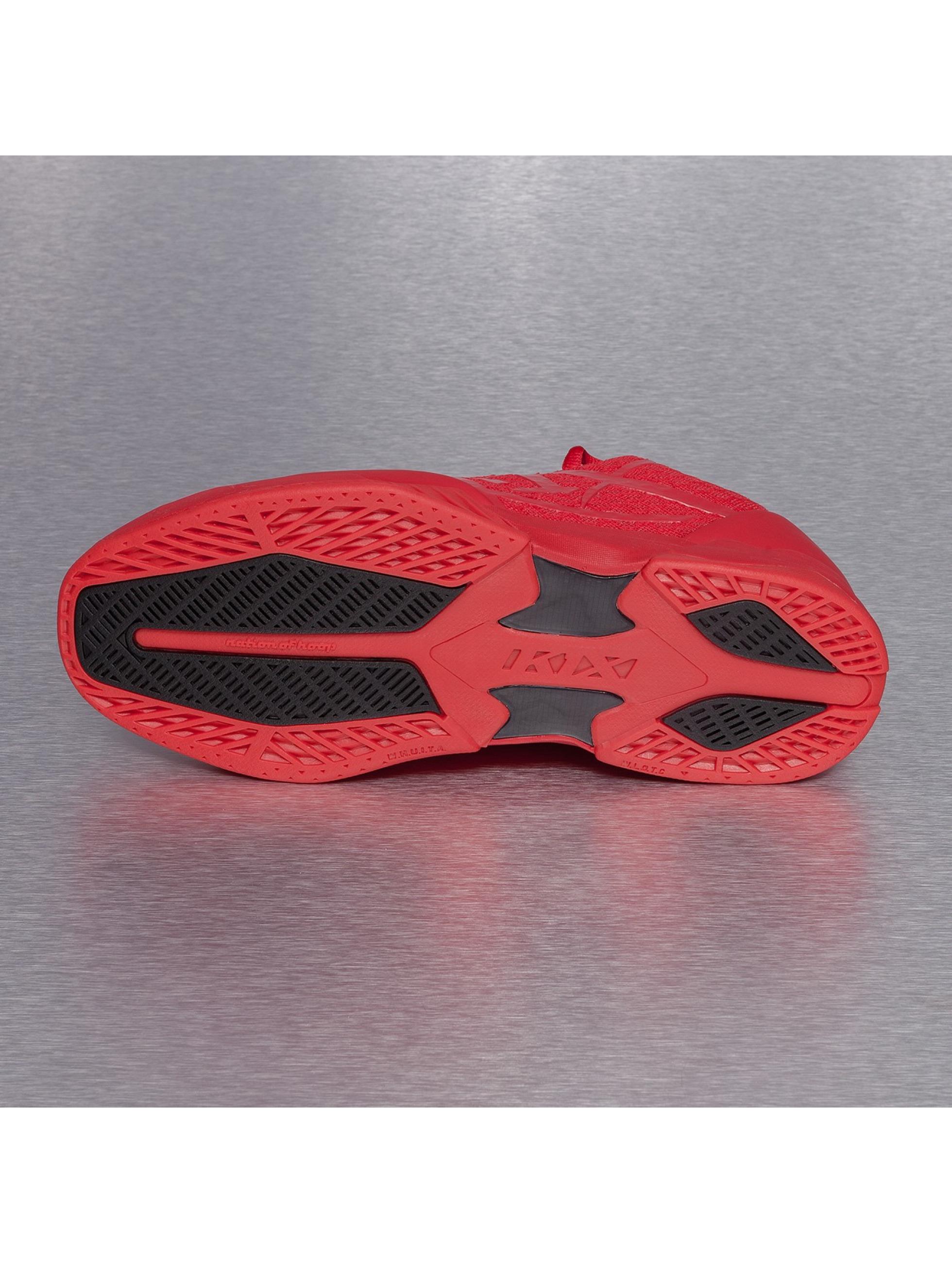 K1X Сникеры Paradoxum красный