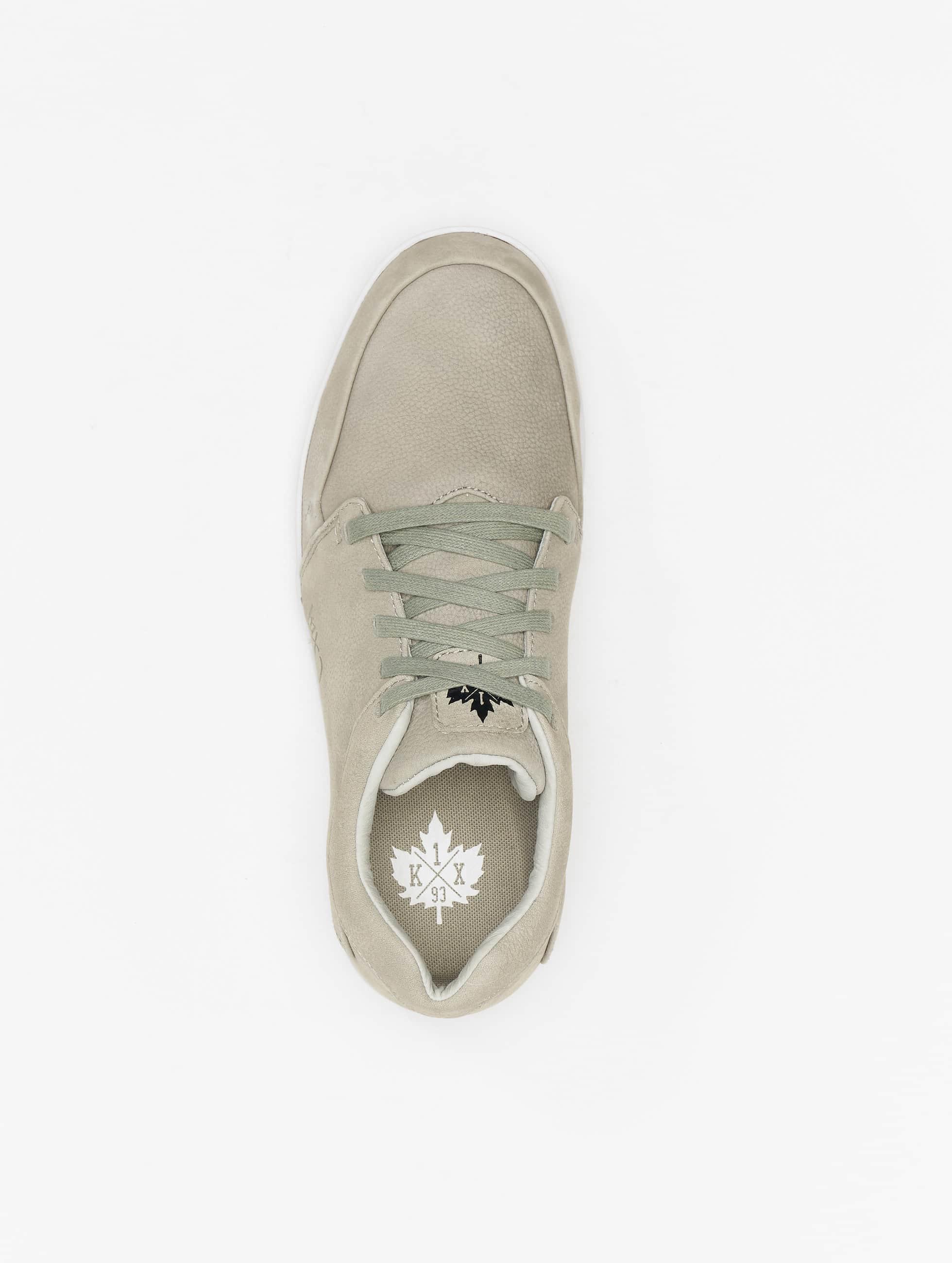 K1X Сникеры LP Low Leather серый