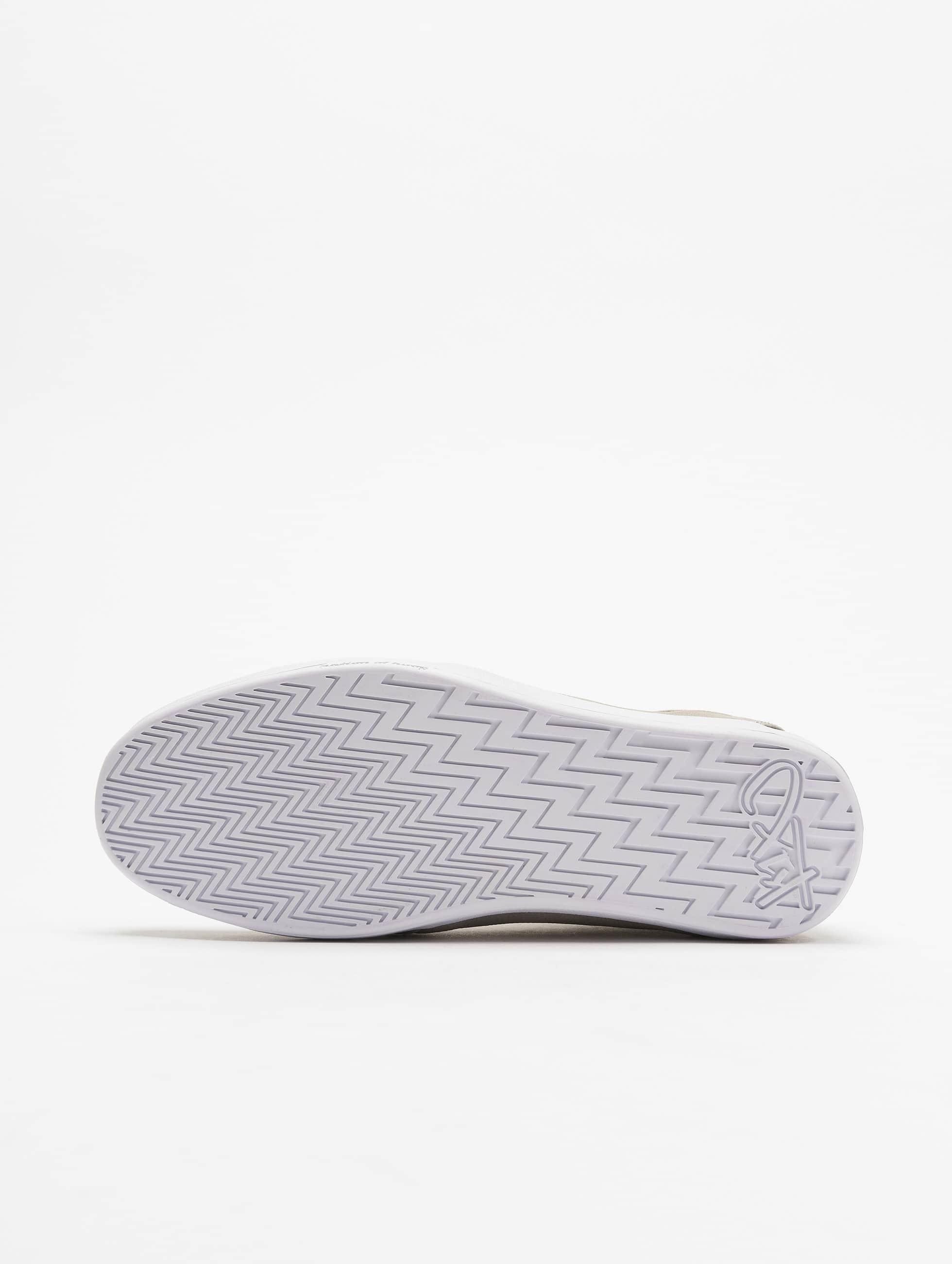 K1X Baskets LP Low Leather gris