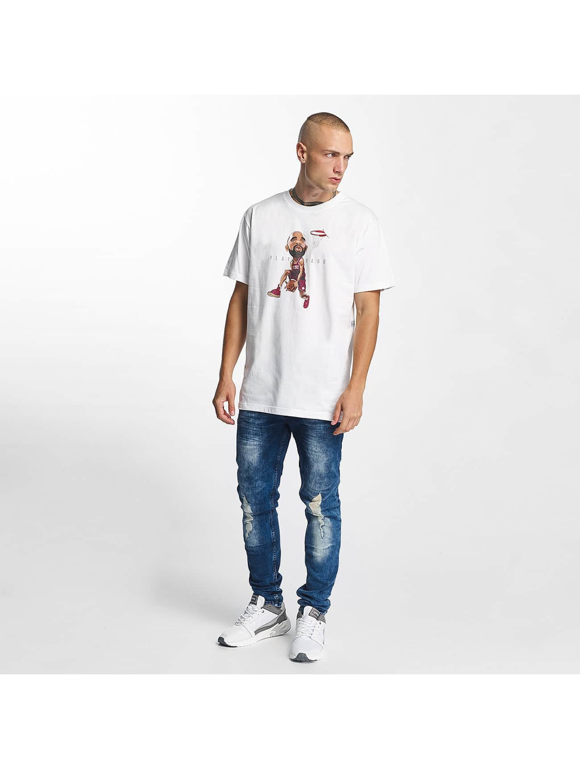 K1X Camiseta T.Dot Dunk blanco