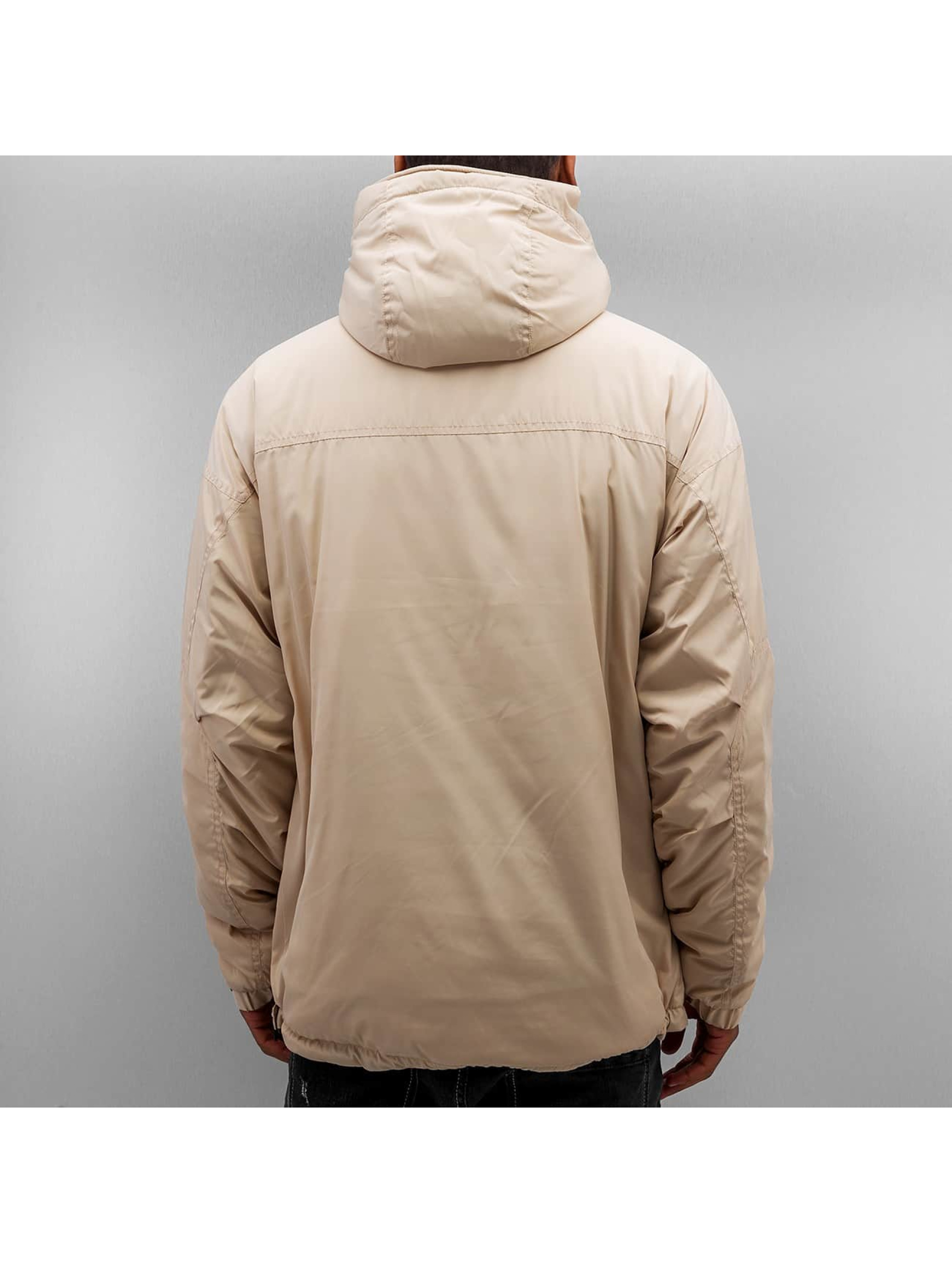 K1X Chaqueta de entretiempo Urban Hooded beis