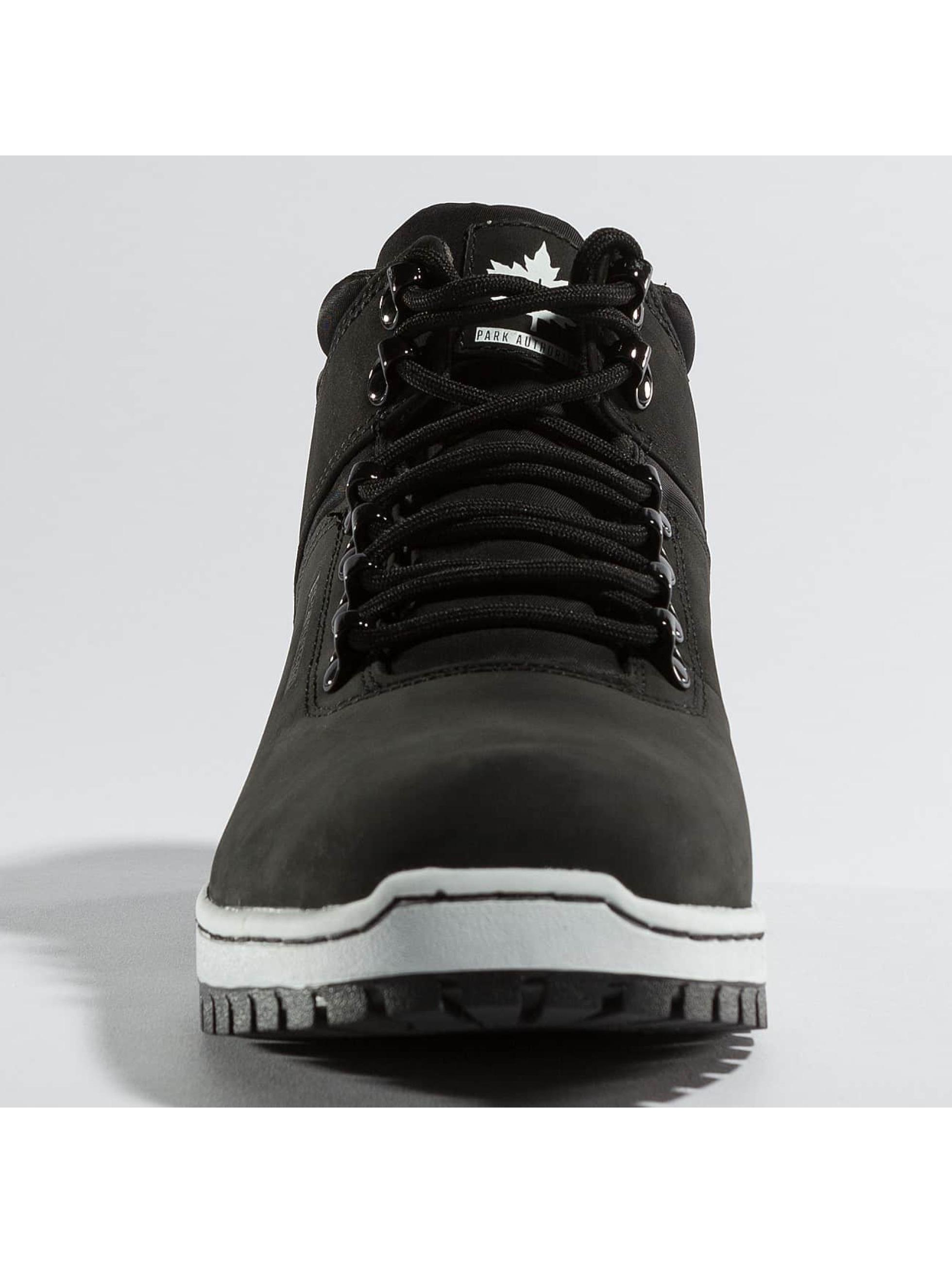 K1X Chaussures montantes H1ke Territory noir