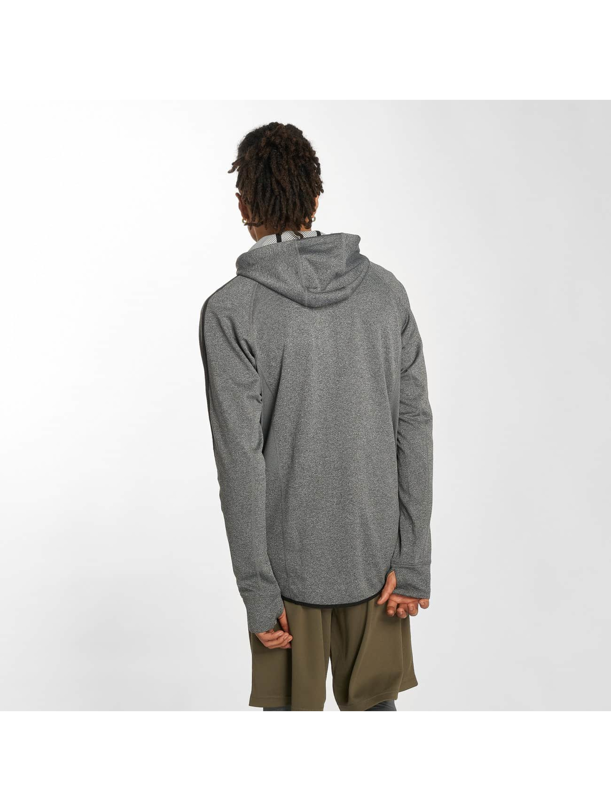 K1X Core Sweat capuche Panel gris