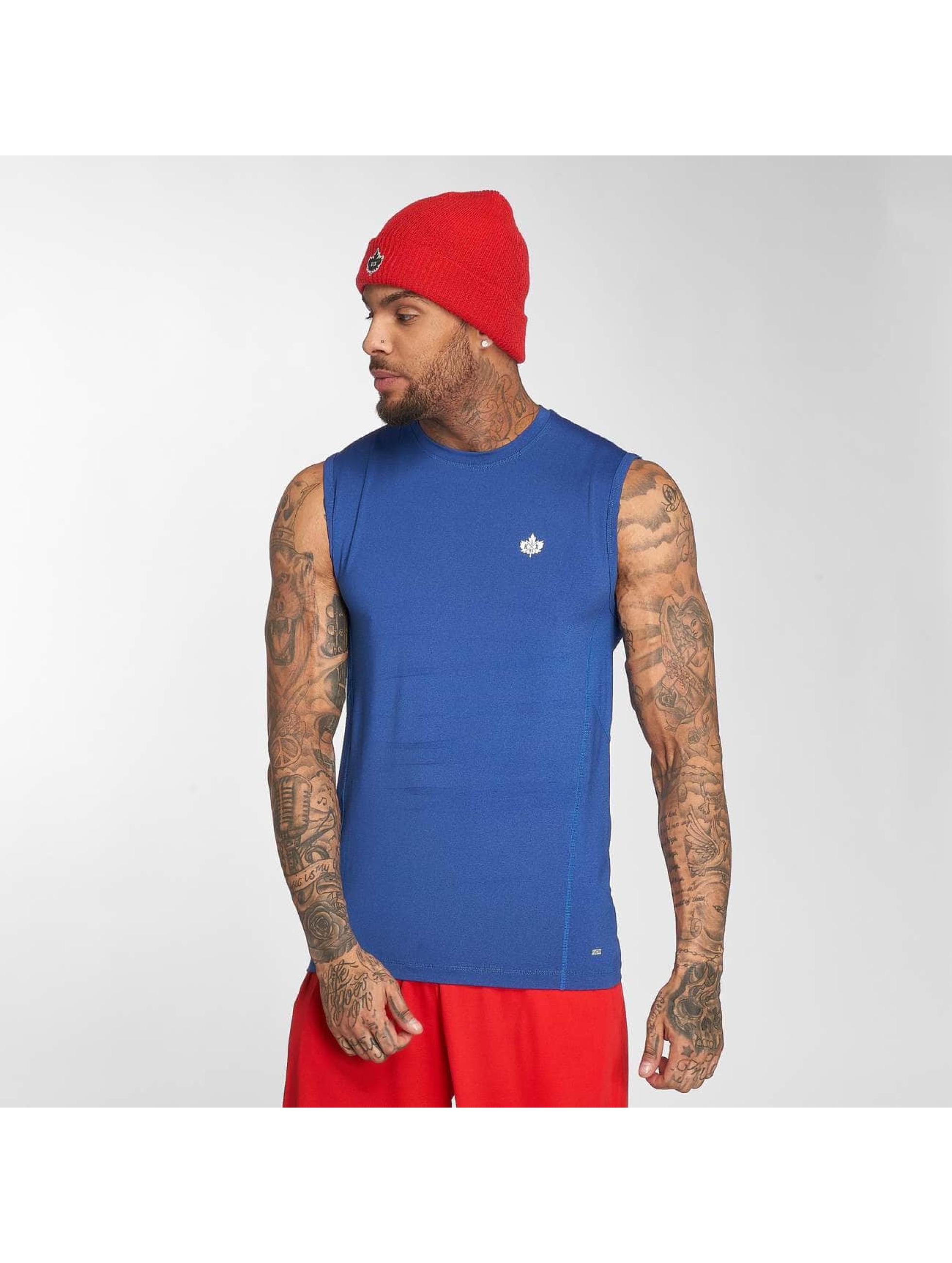 K1X Core T-Shirt Compression bleu