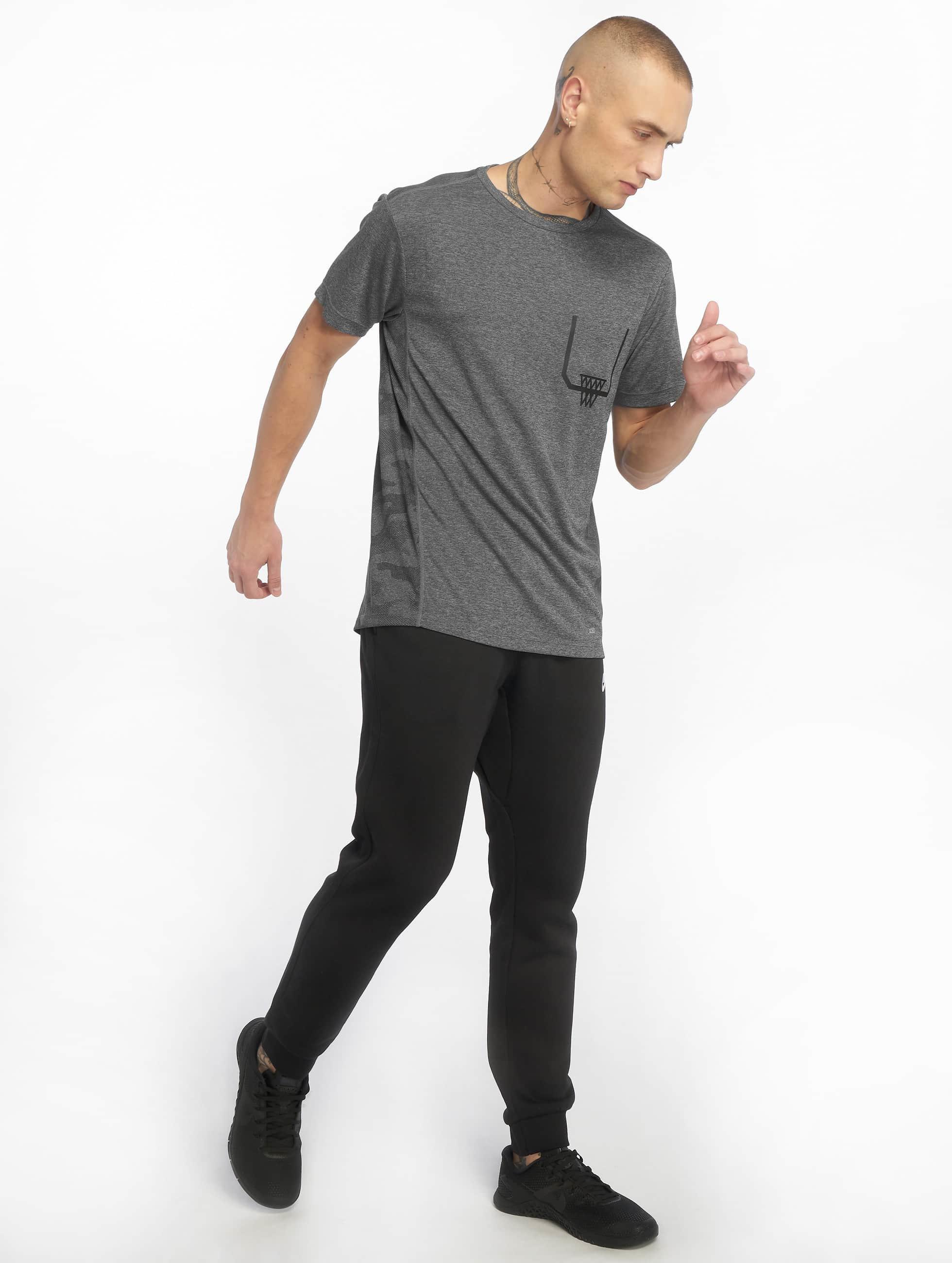 K1X Core T-Shirt Basket Pocket gris