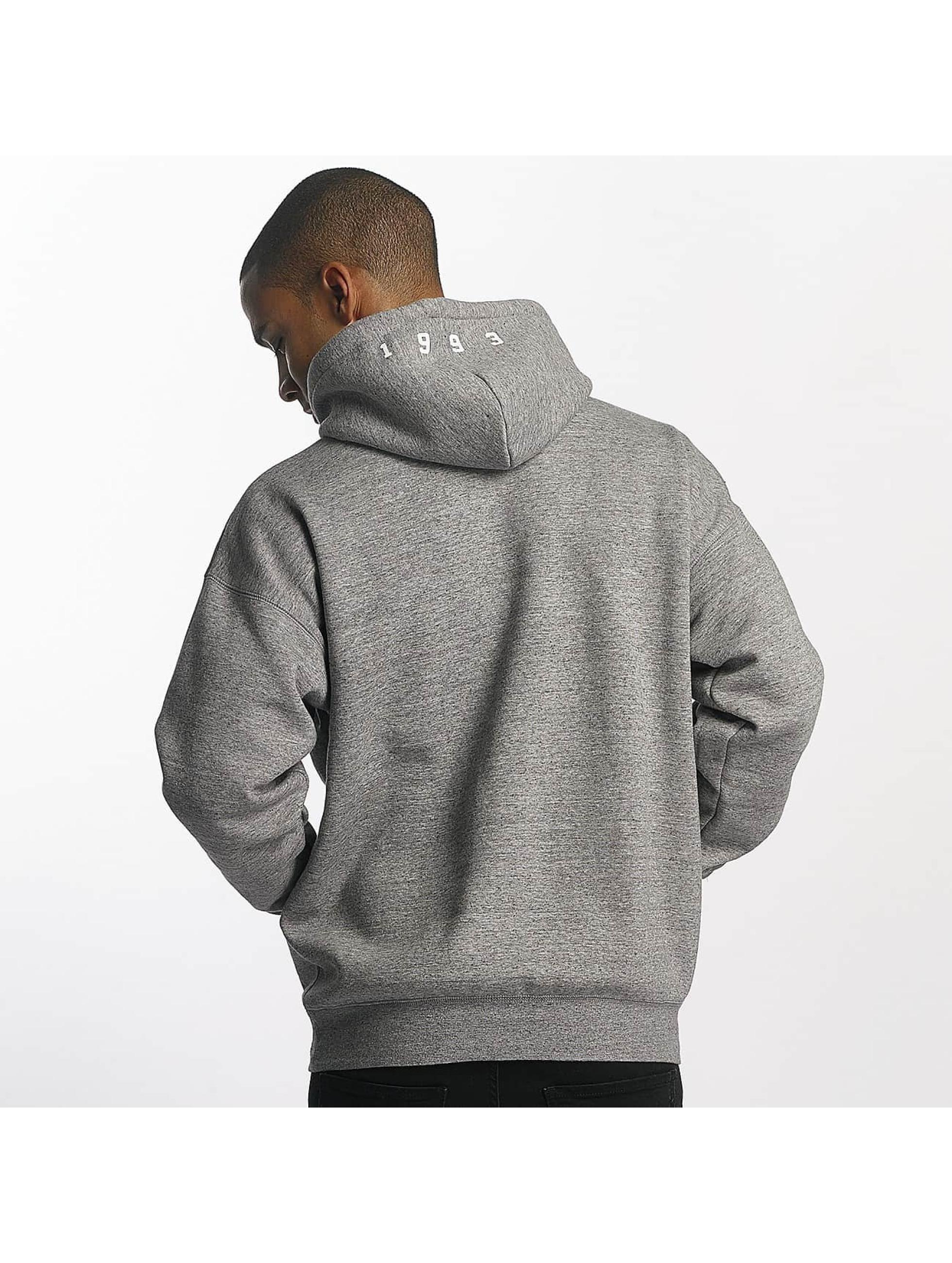 K1X Hoodie Ivey Sports Tag gray