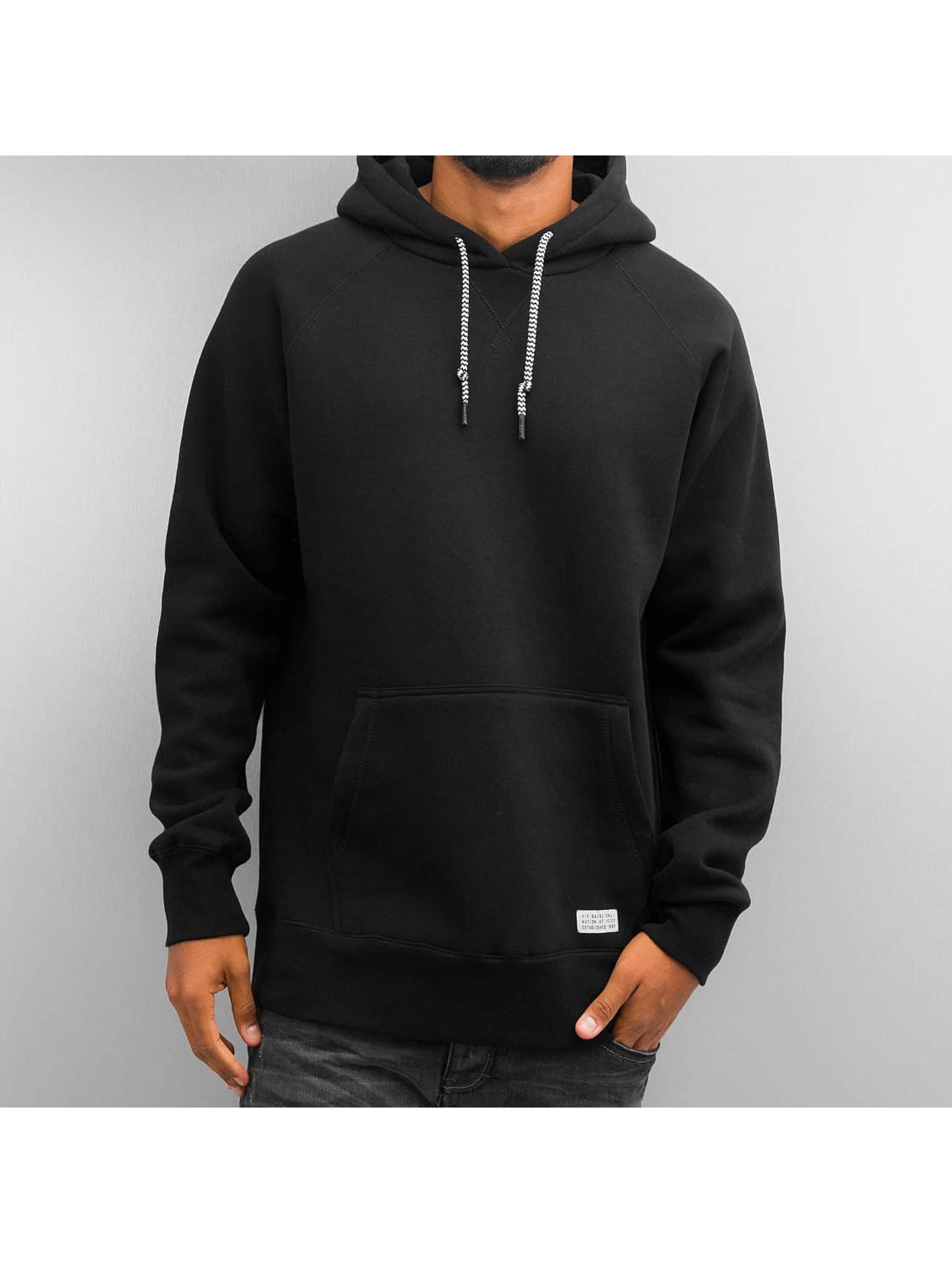 Hoody Authentic in schwarz