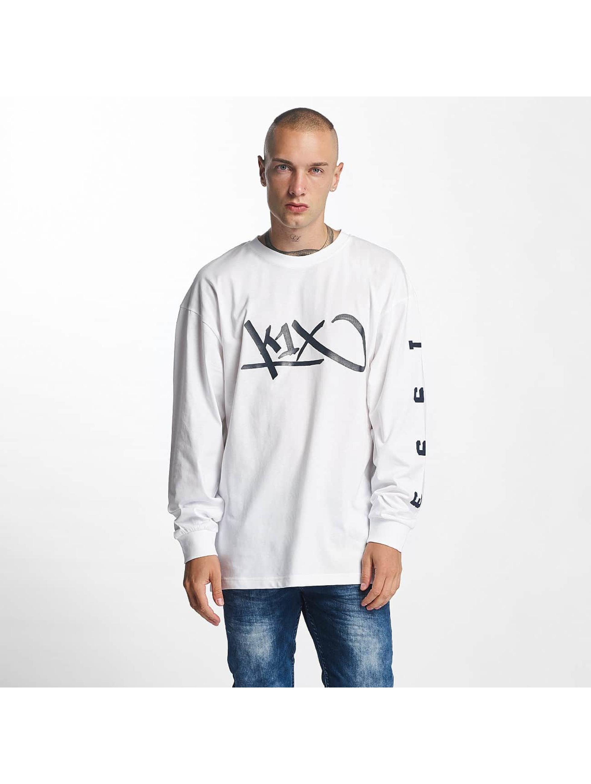 K1X Langermet Ivery Sports hvit