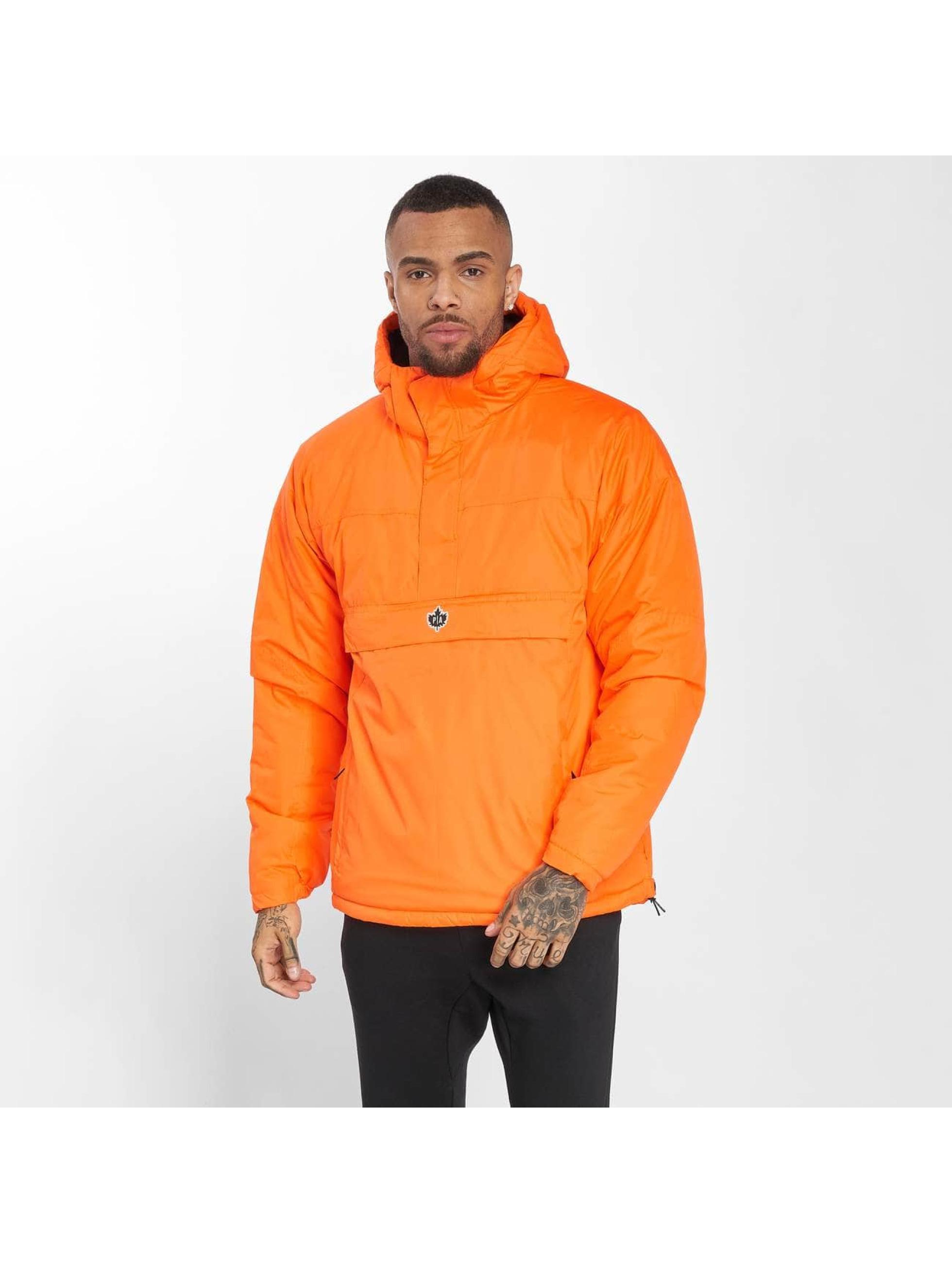 K1X Manteau hiver Urban MK4 orange