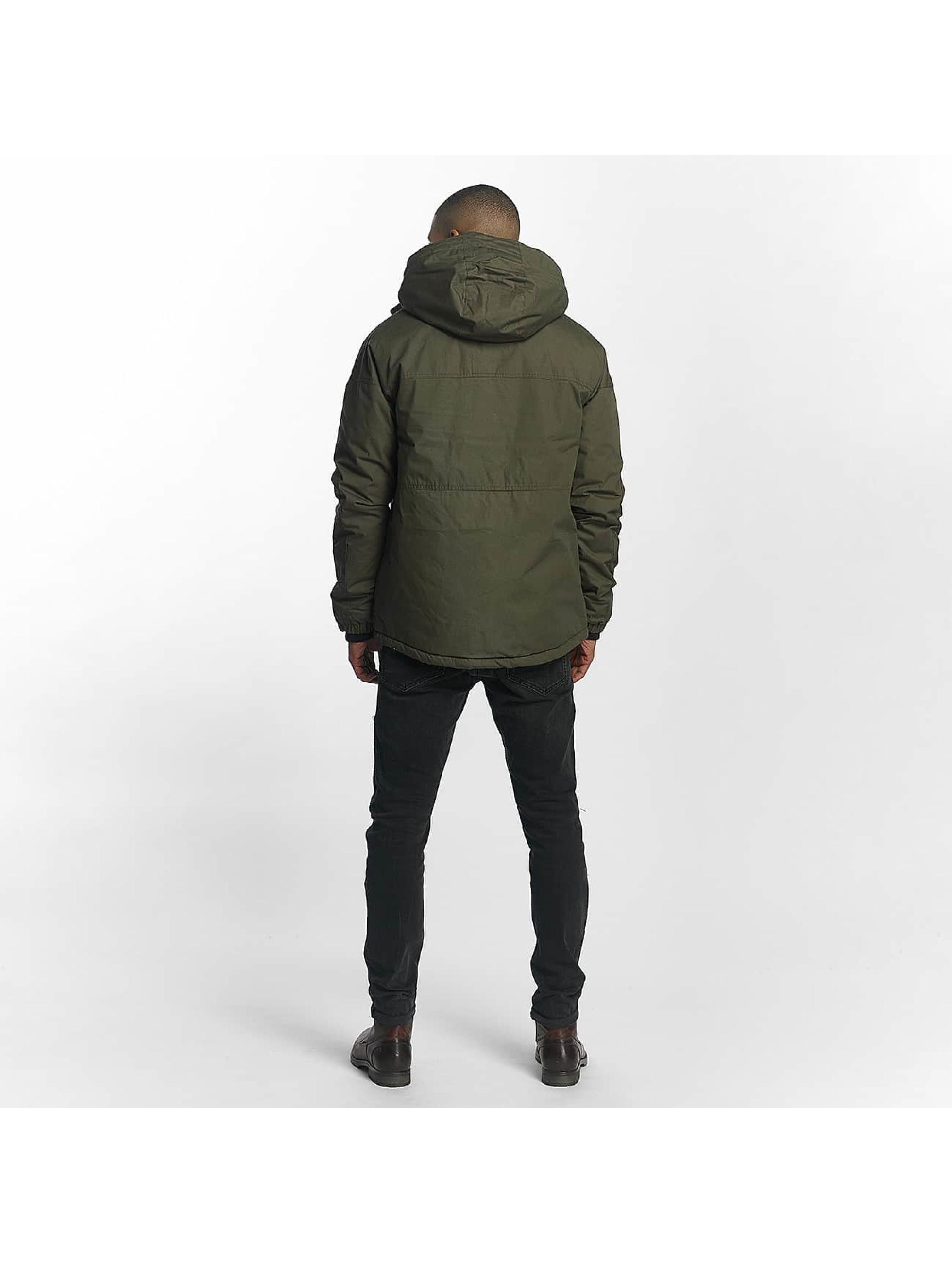 K1X Manteau hiver Urban vert