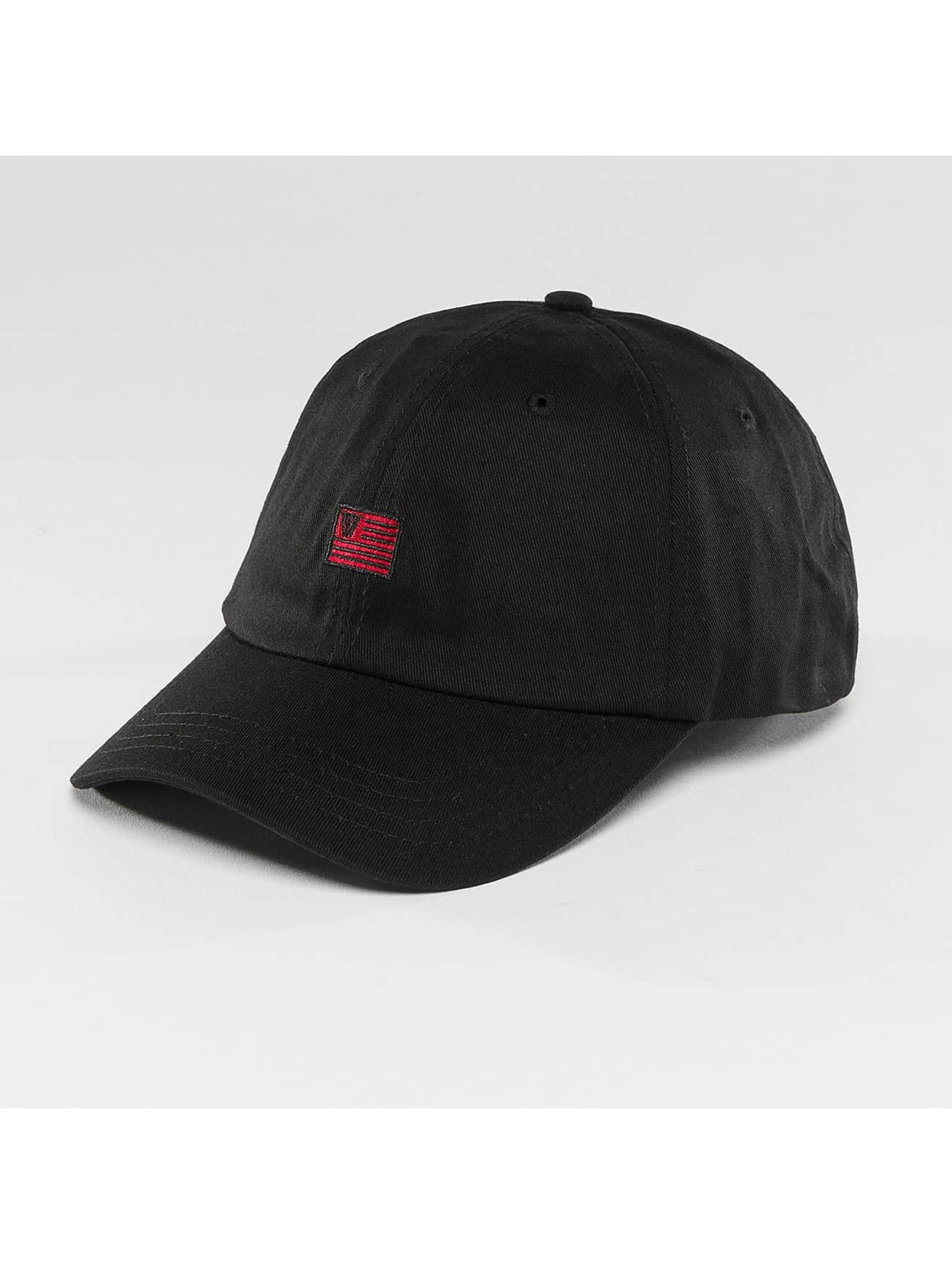 K1X Snapback Cap NOH Patch Sports schwarz