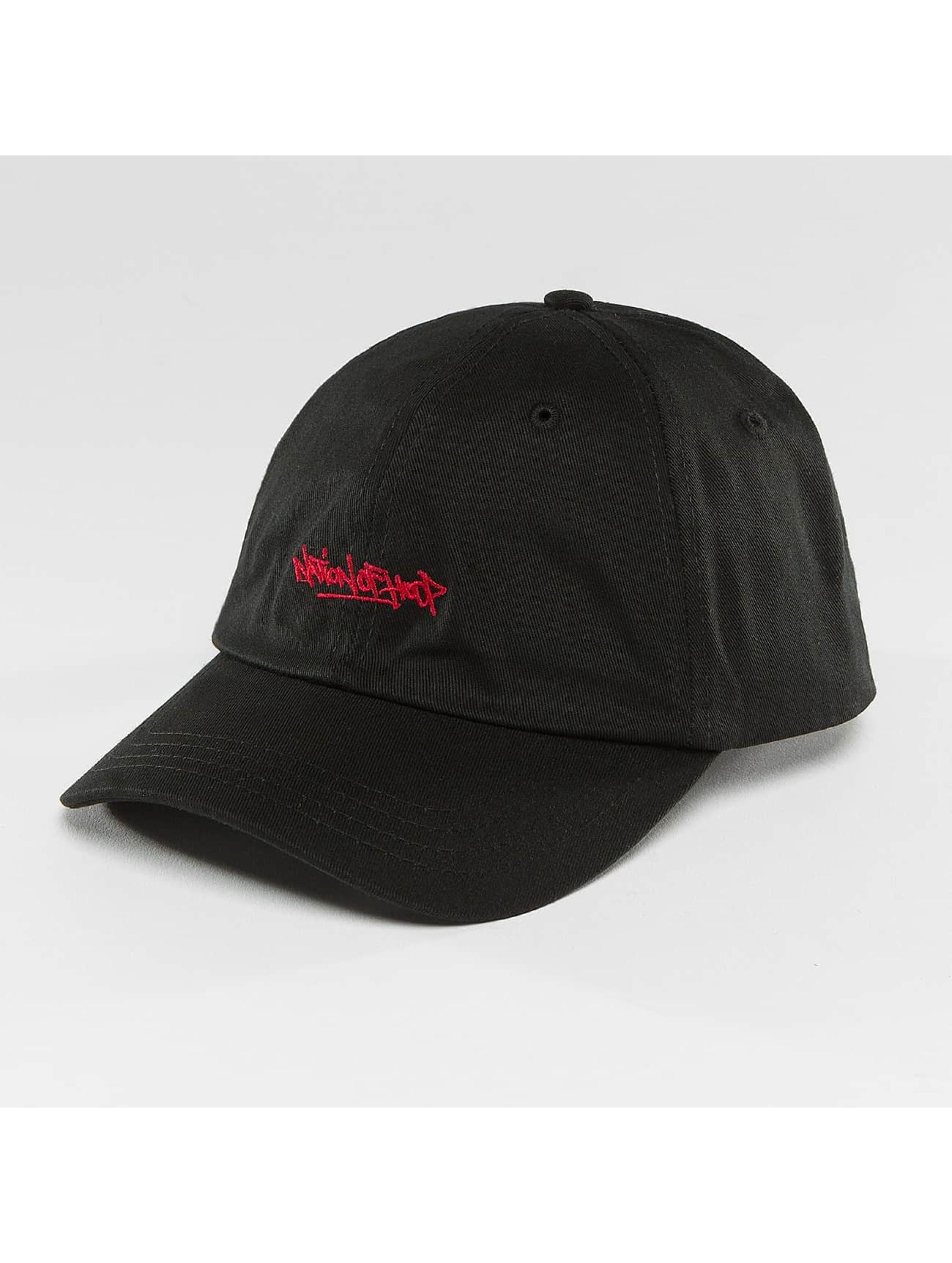 K1X Snapback Caps NOH Tag Sports czarny