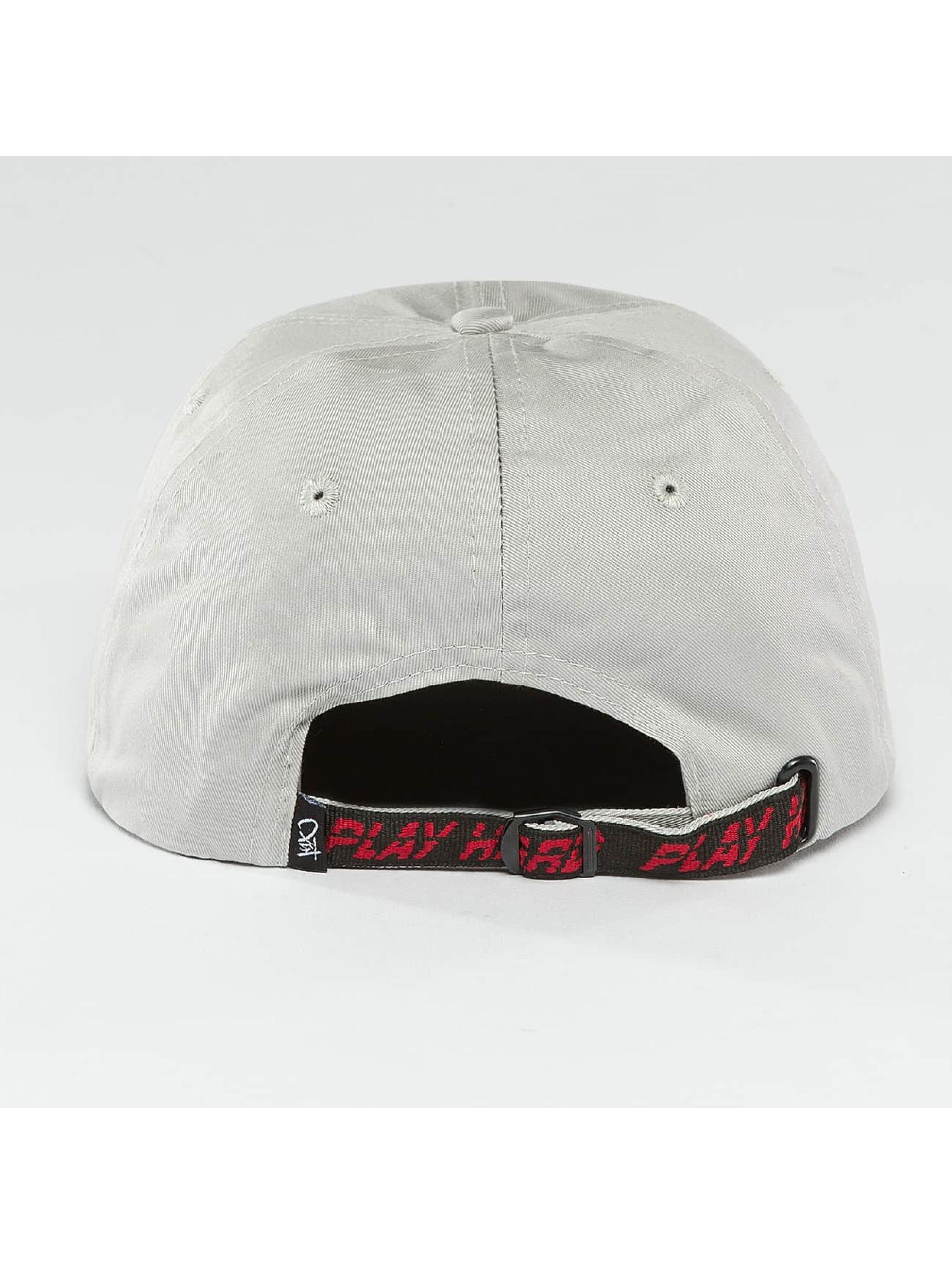 K1X Snapback Caps Crest Sports harmaa