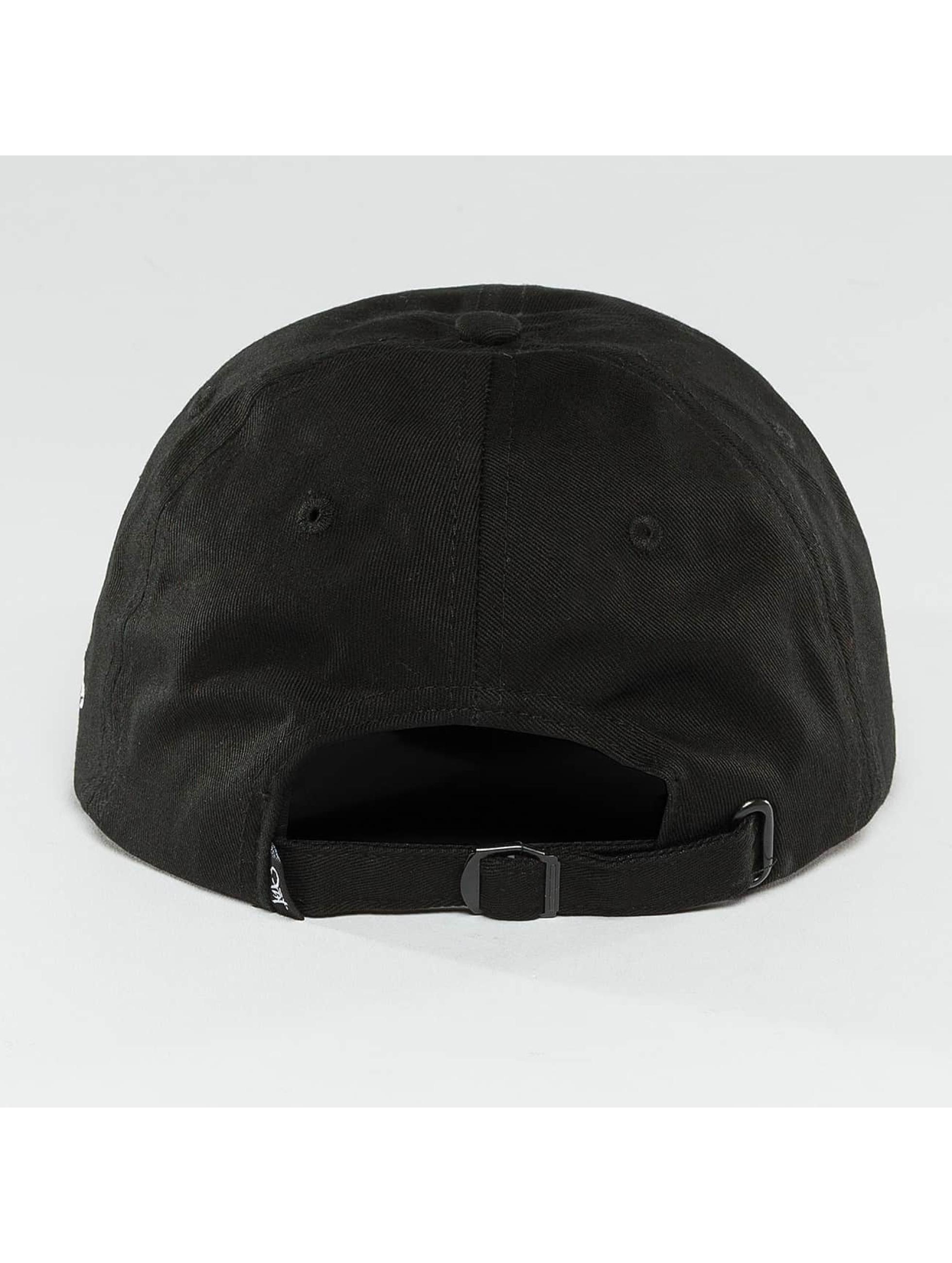 K1X Snapback Caps Smile Sport musta