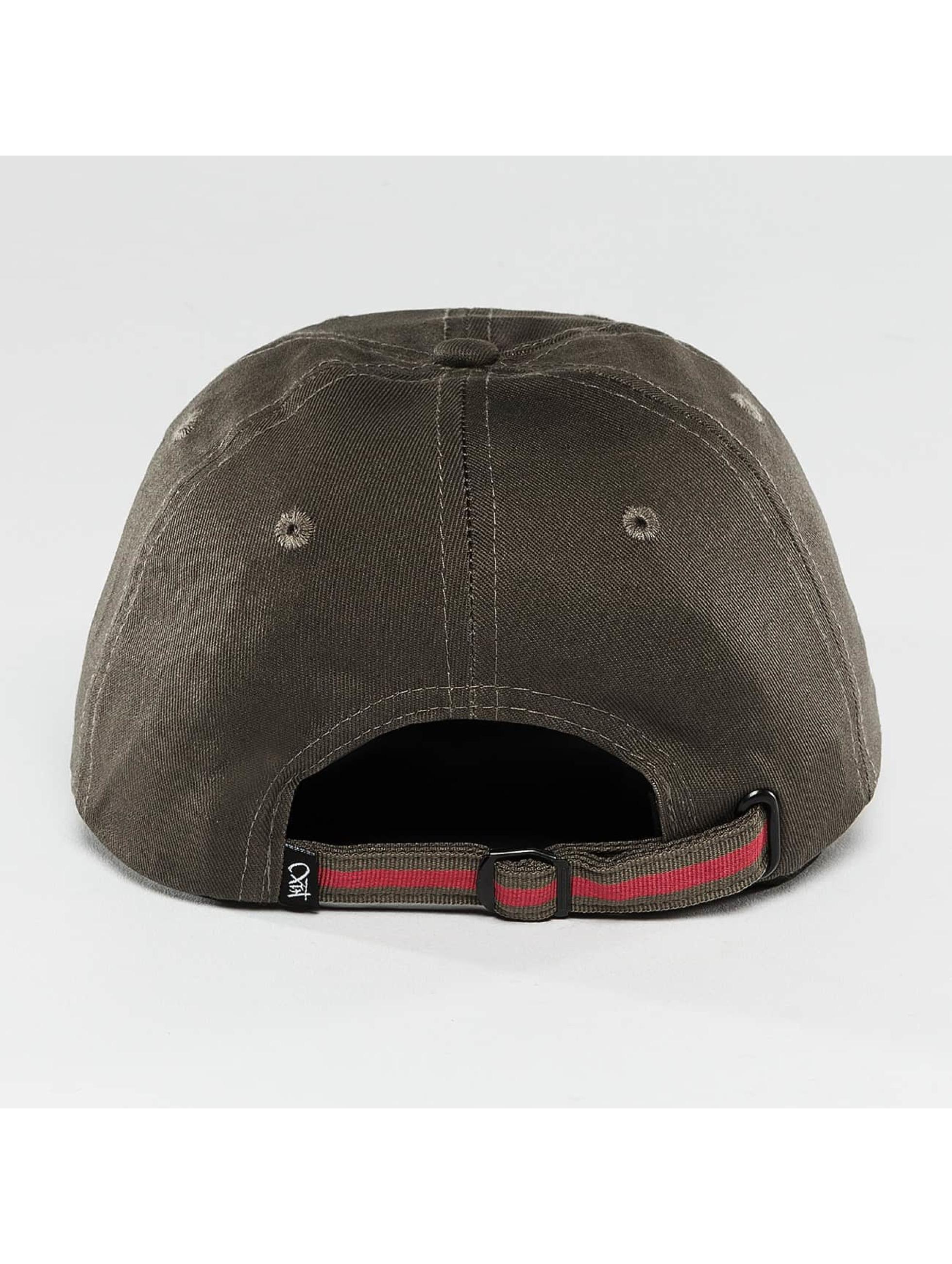 K1X Snapback Caps NOH Tag Sports szary