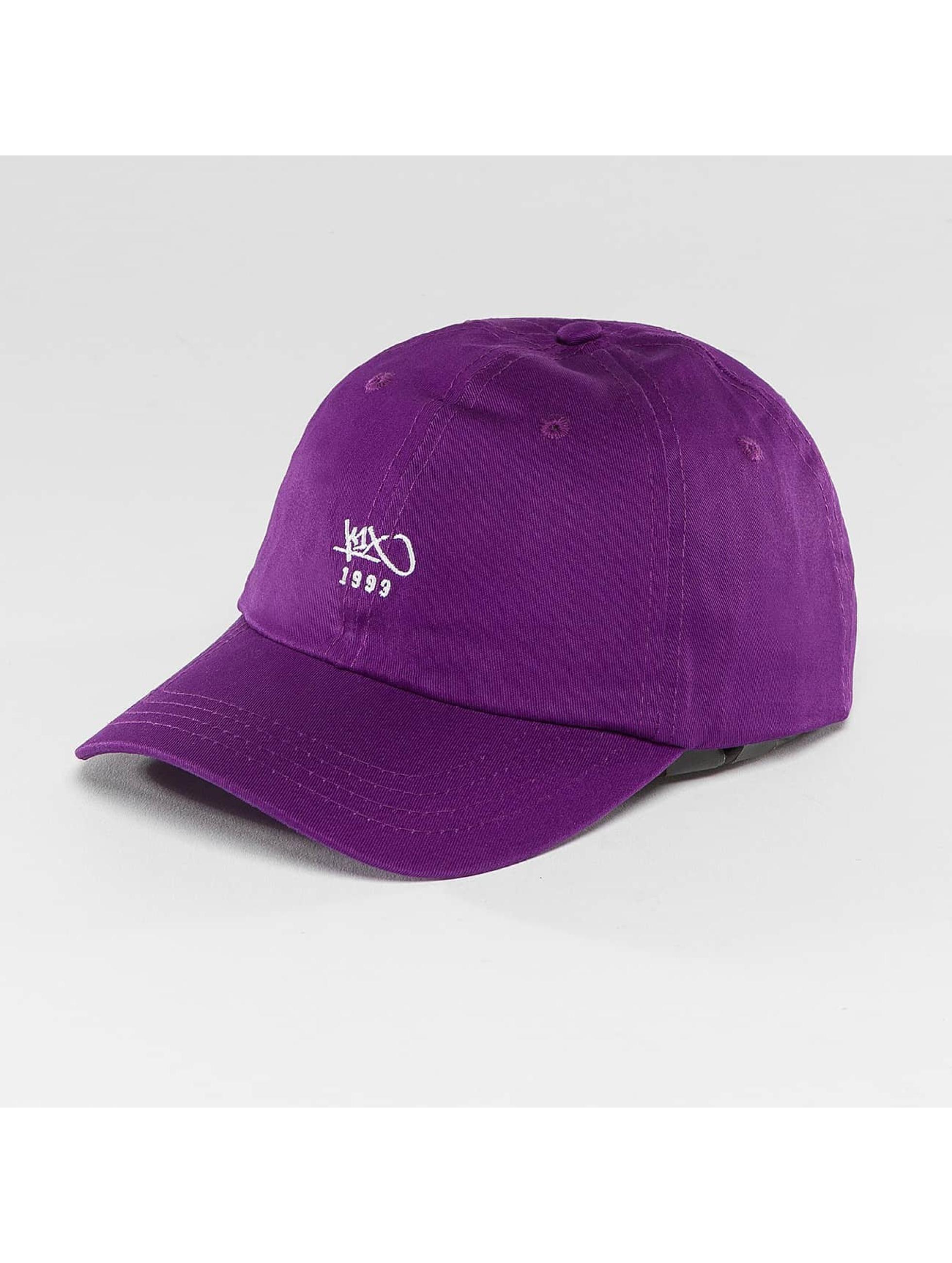 K1X Snapback Ivey Sports fialová
