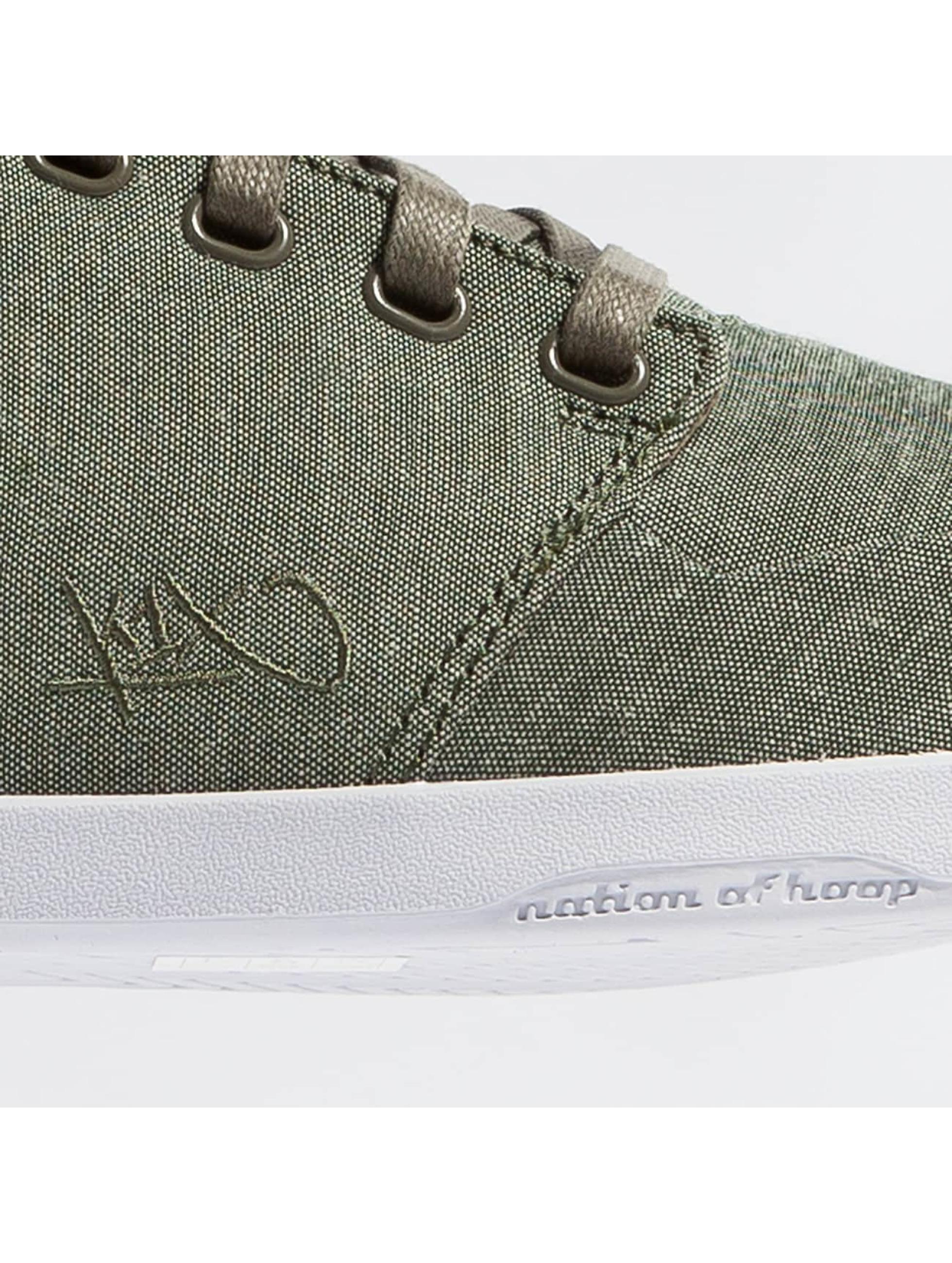 K1X sneaker LP Low olijfgroen