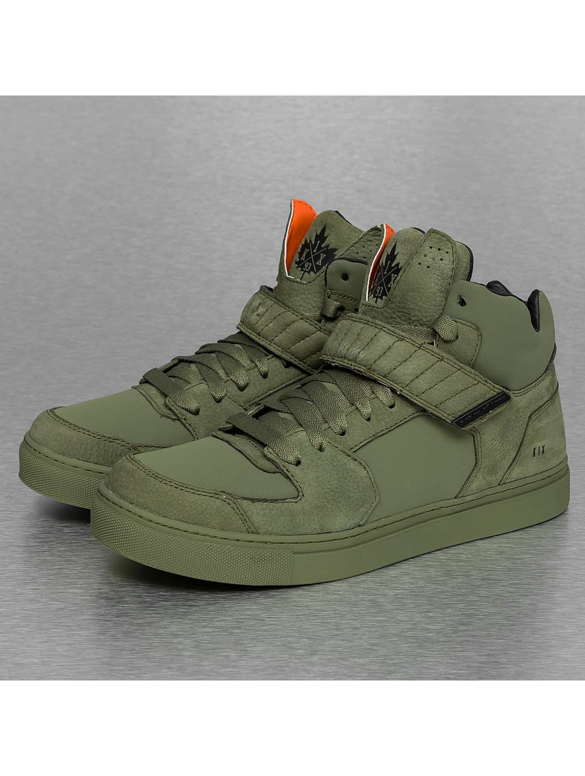 Sneaker Encore High LE in olive