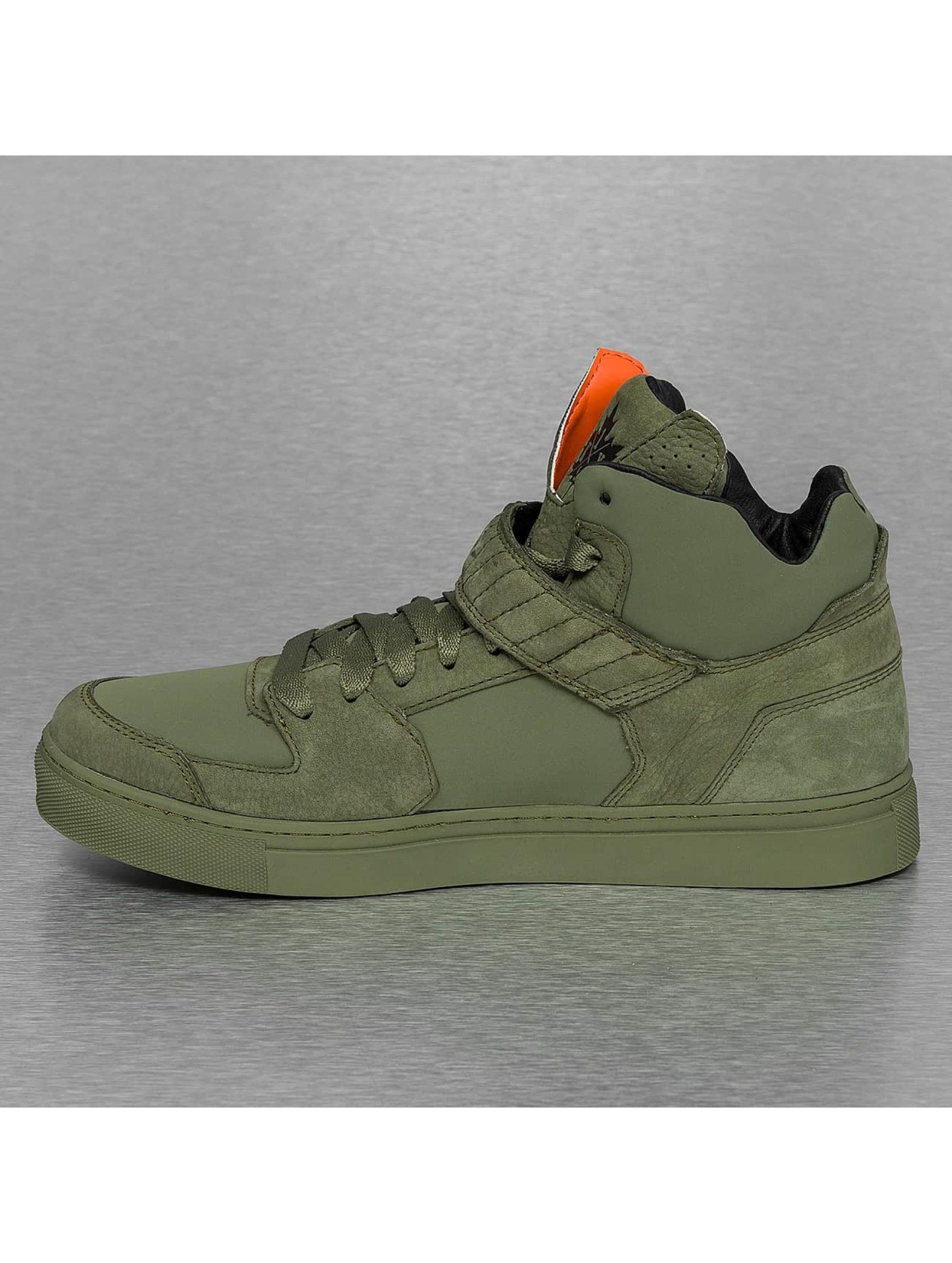 K1X Sneaker Encore High LE olive
