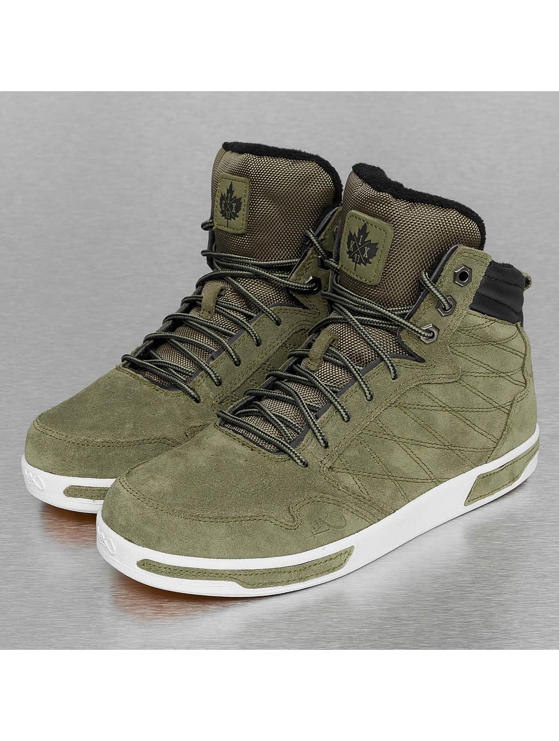 Sneaker H1top in olive