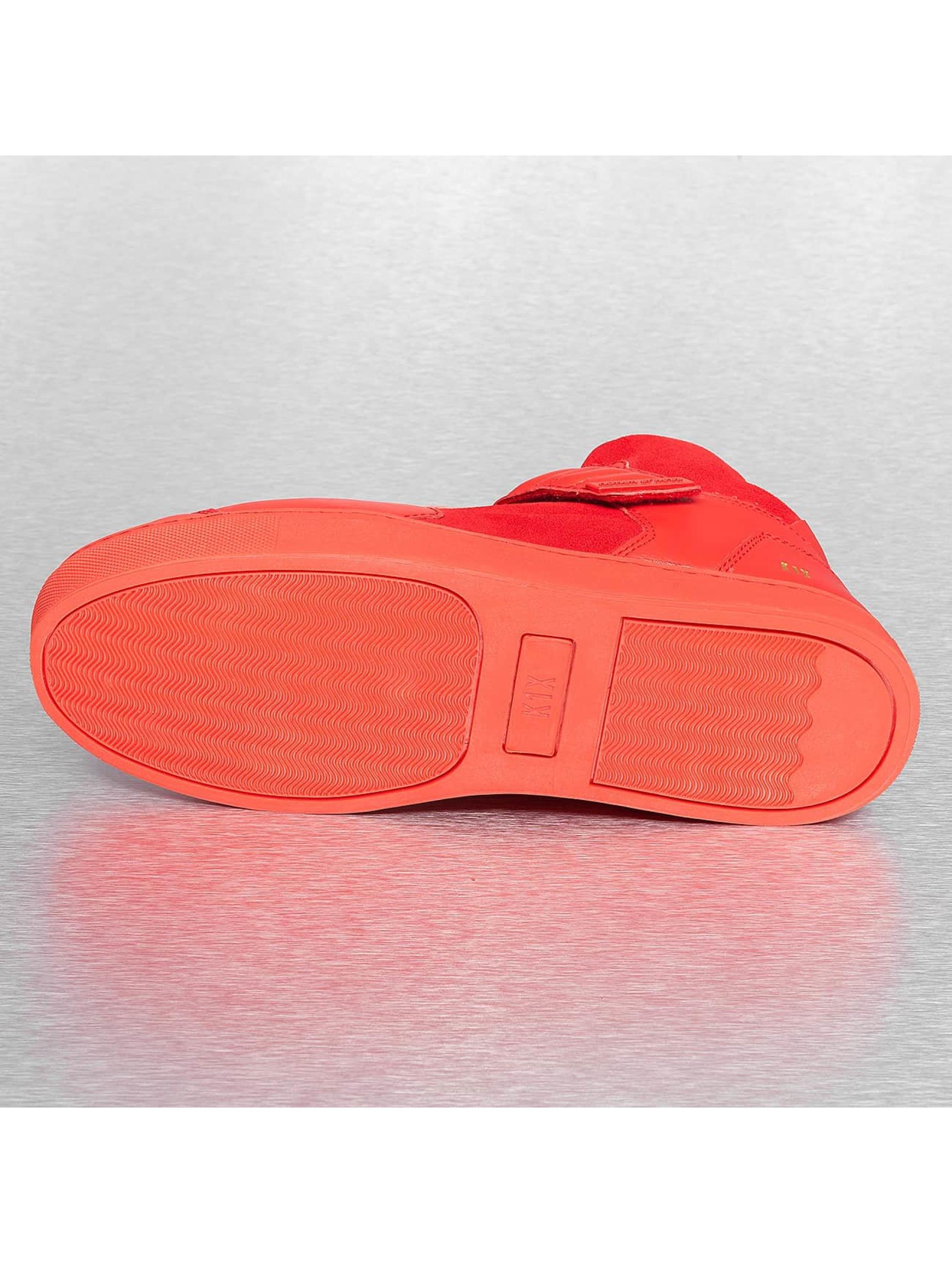 K1X sneaker Encore High rood