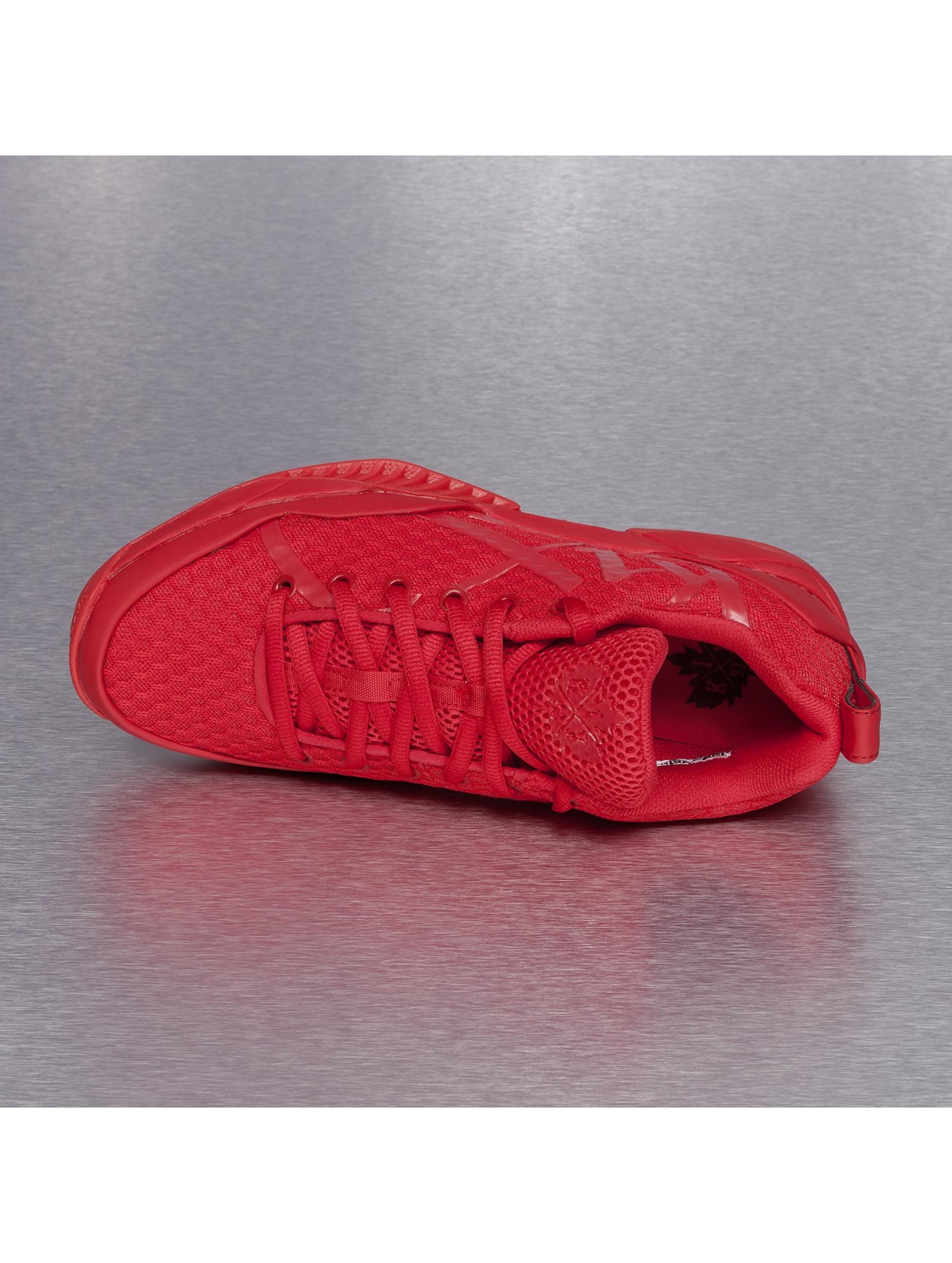 K1X sneaker Paradoxum rood
