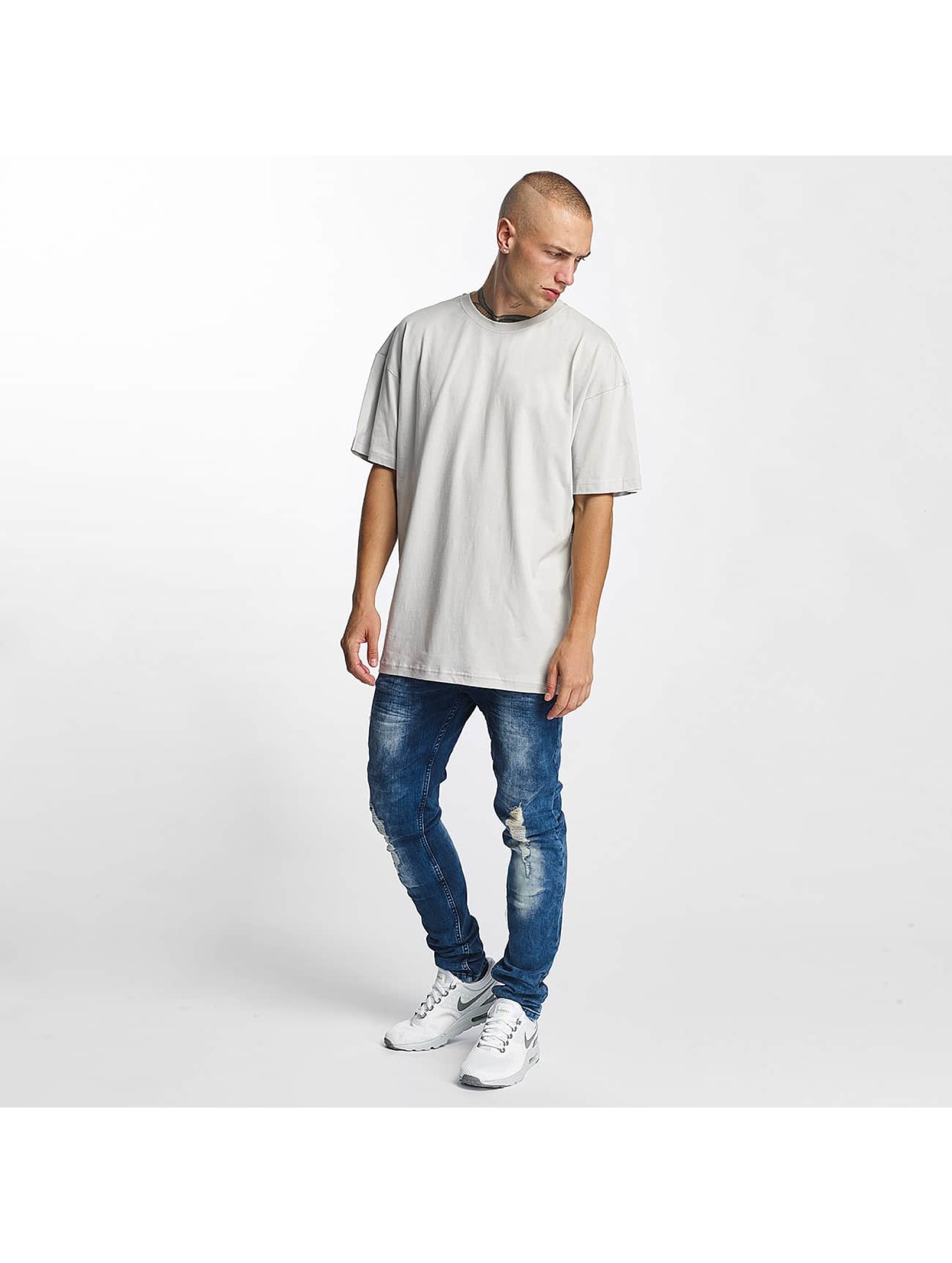 K1X T-paidat Crest harmaa