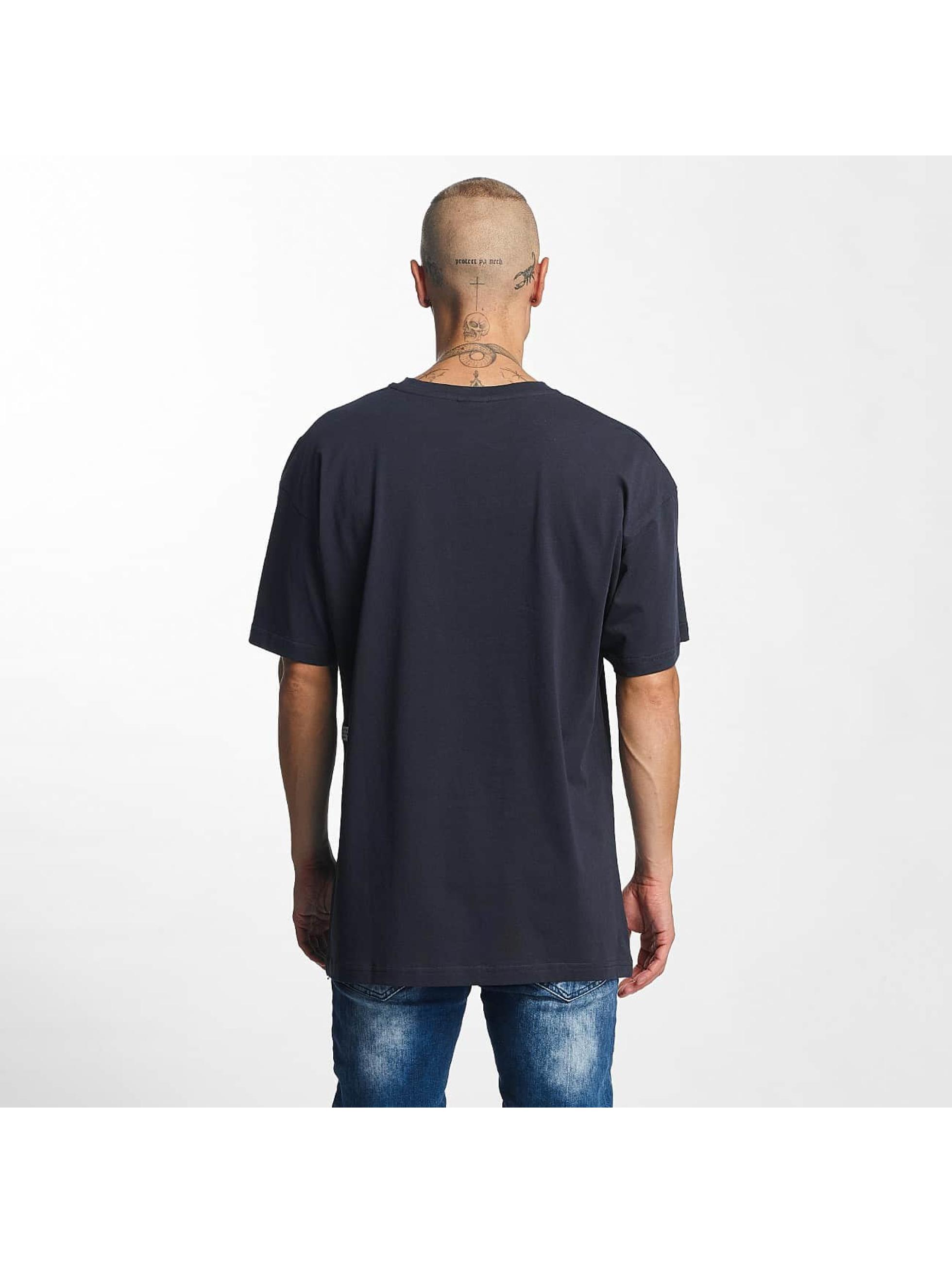 K1X T-paidat Crest sininen