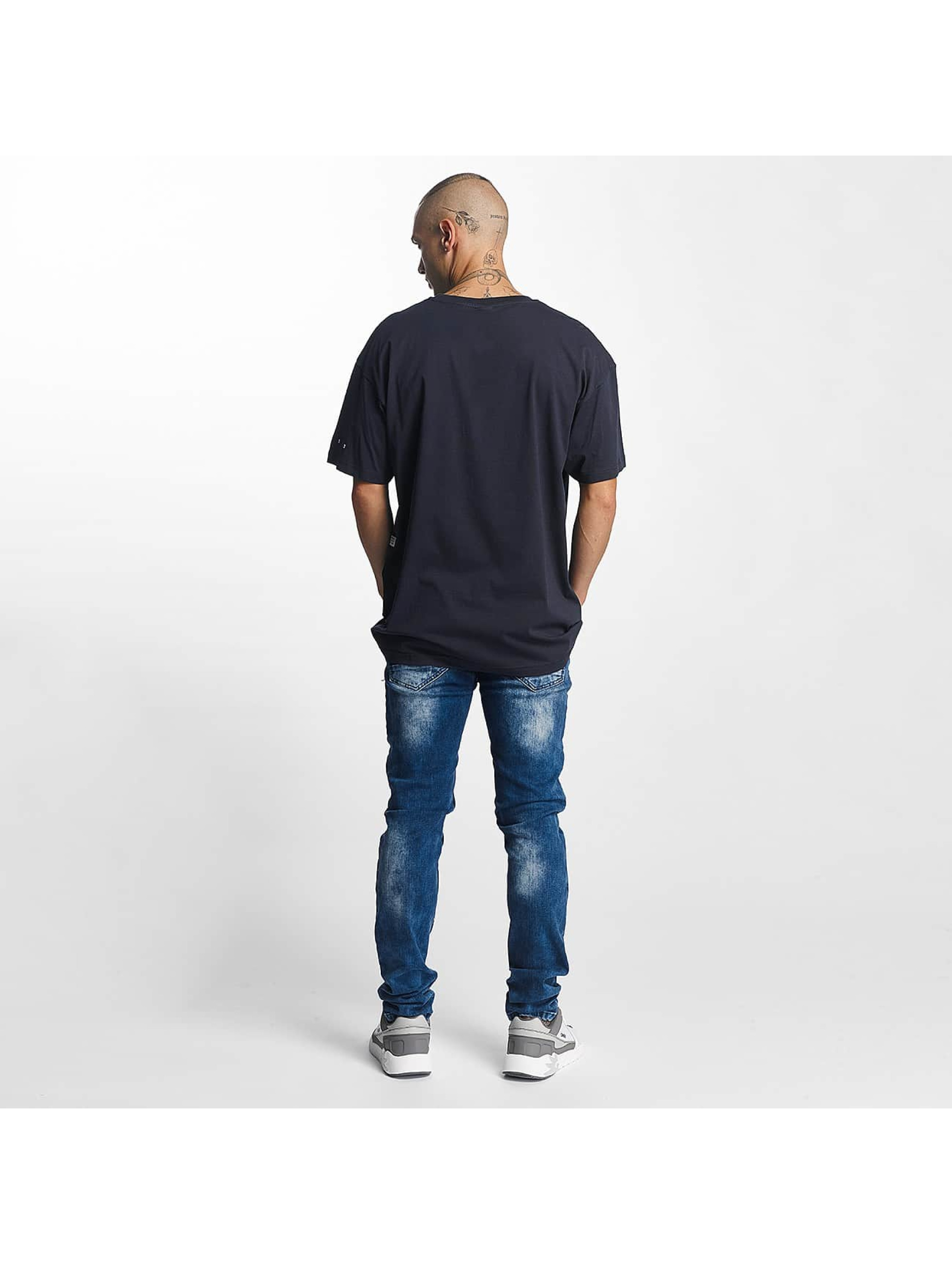 K1X T-Shirt Ivery Sports Tag bleu