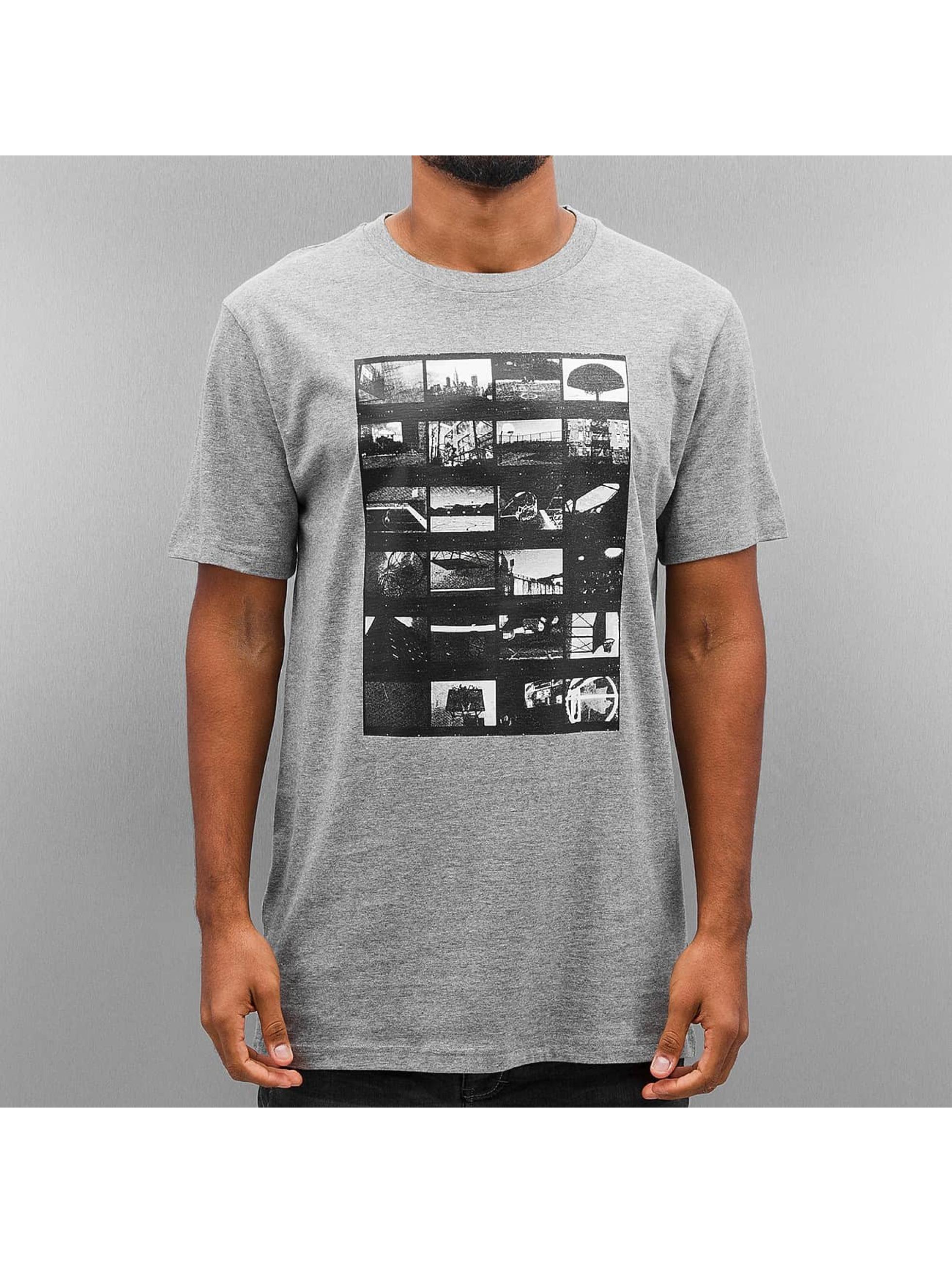 K1X T-Shirt NY Hoop grey