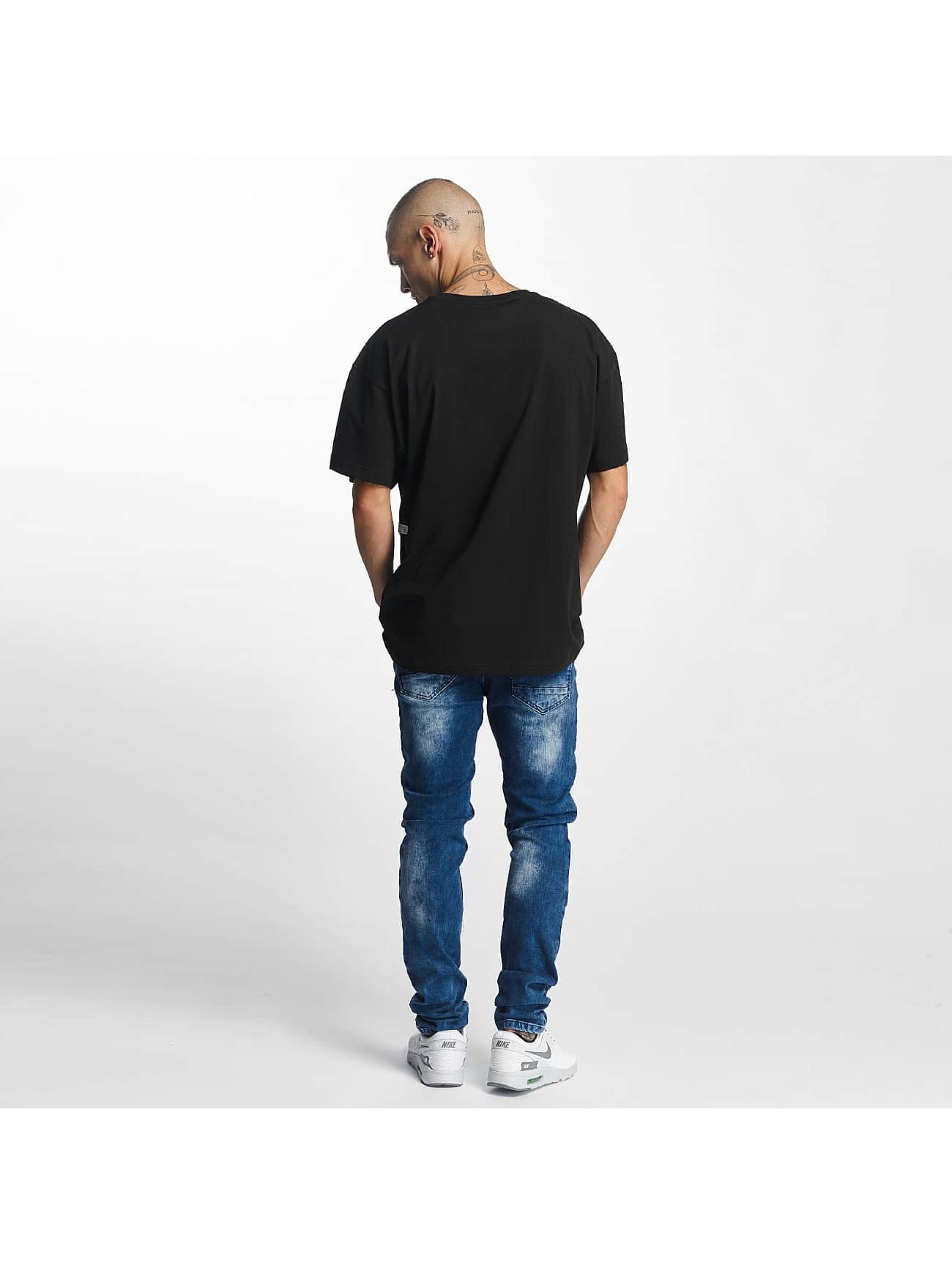 K1X T-Shirt Crest noir
