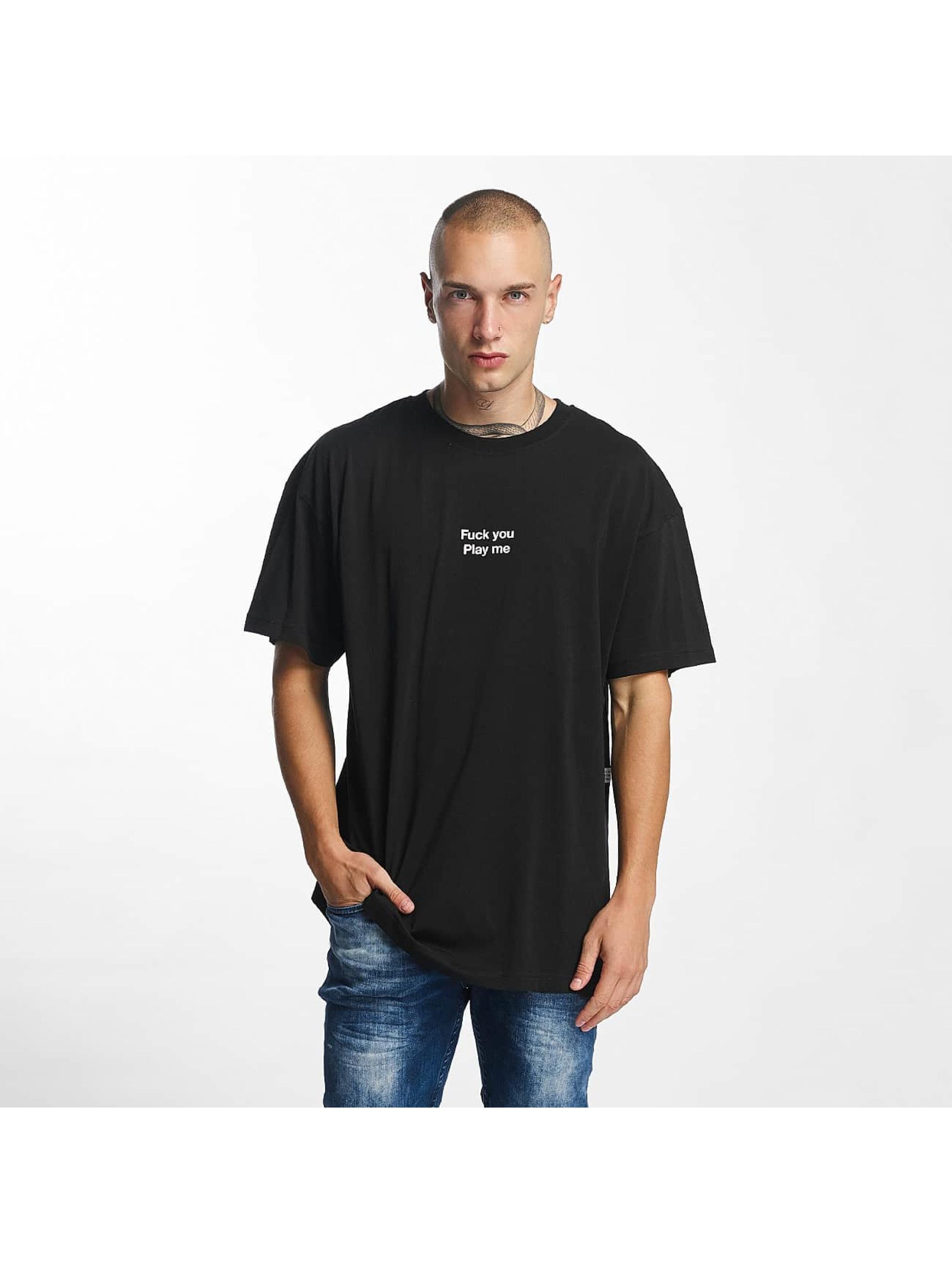 K1X T-Shirt Play Me schwarz