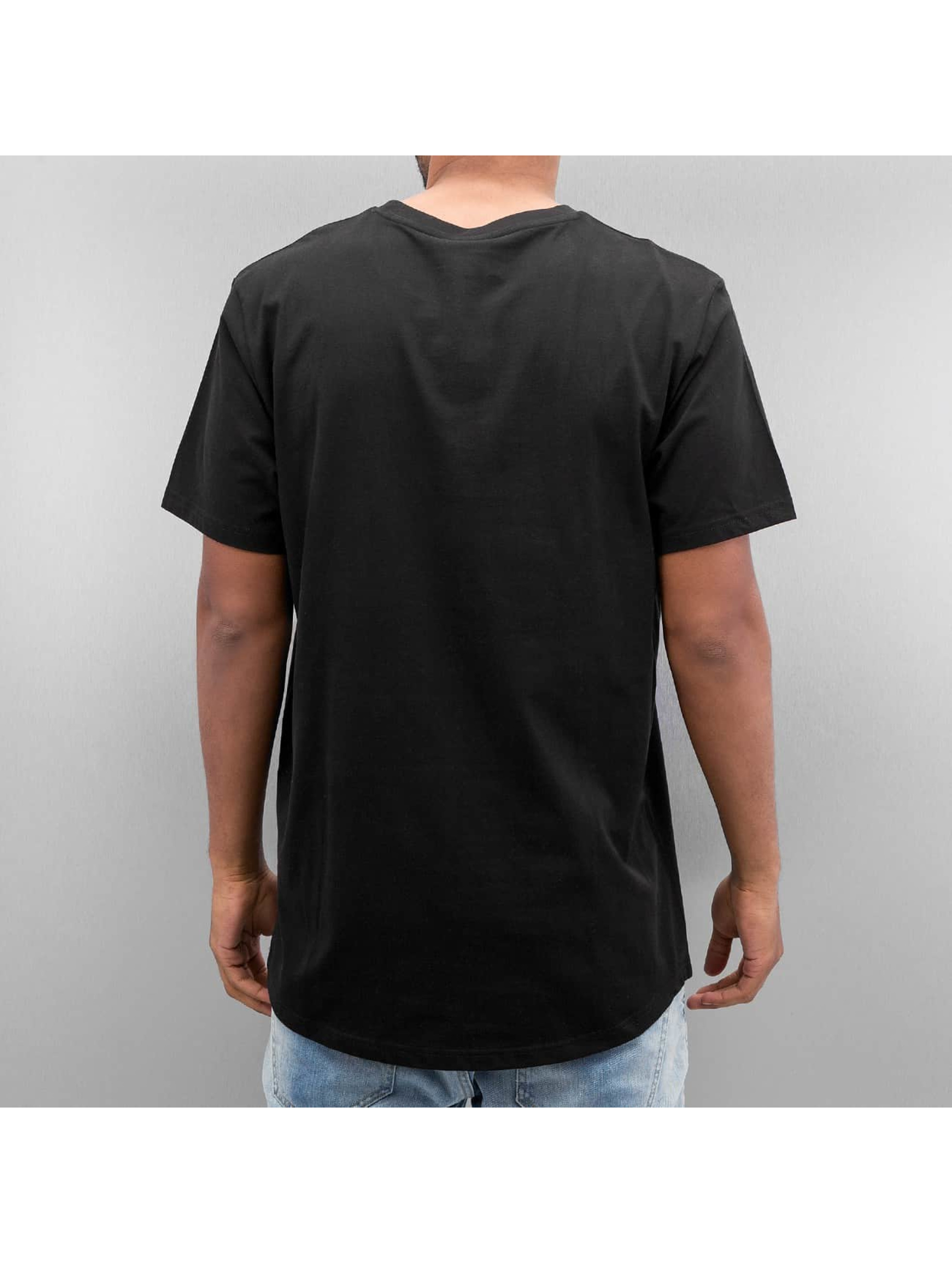 K1X t-shirt Monochrome Flag zwart