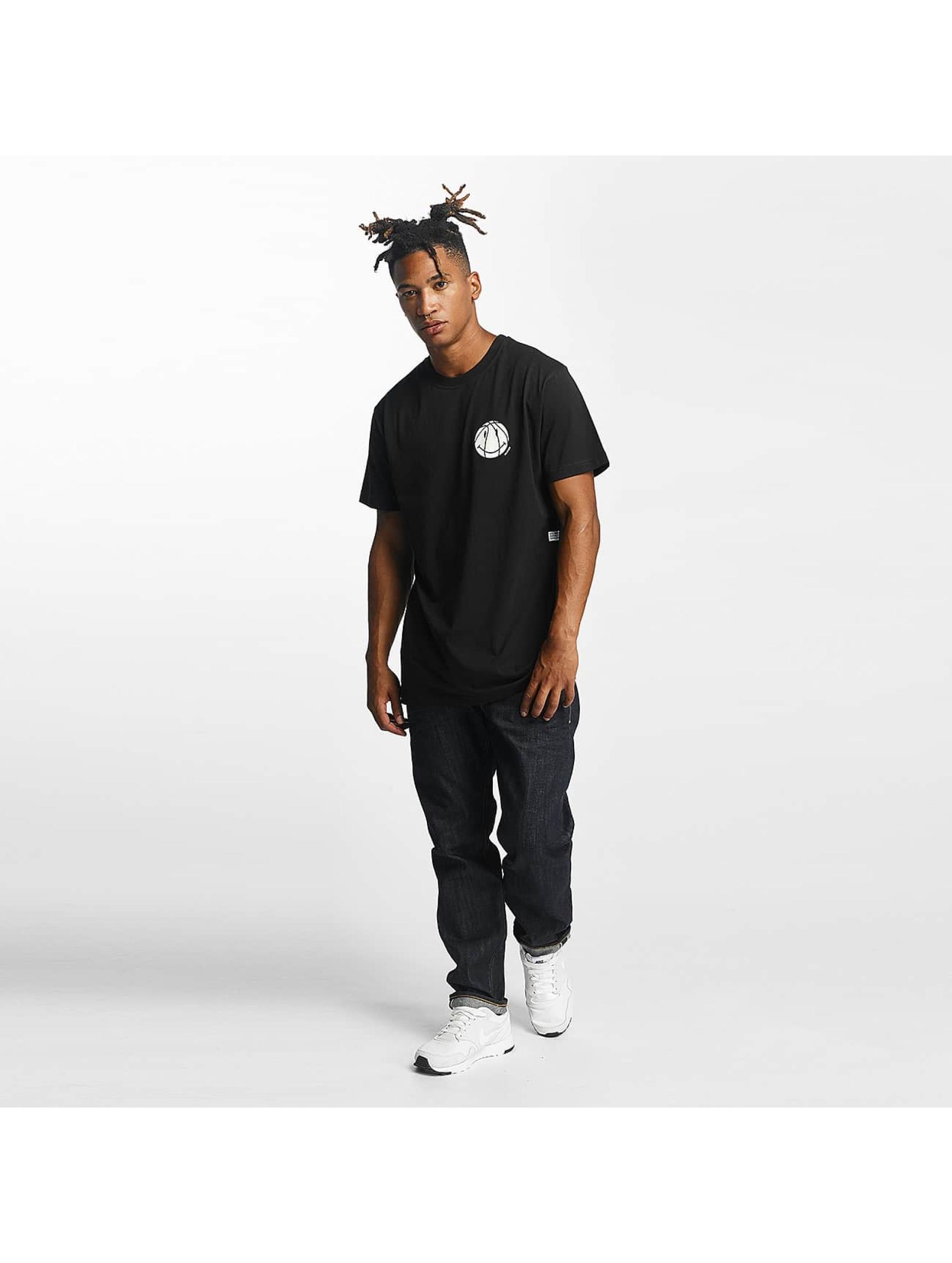 K1X t-shirt Smile zwart