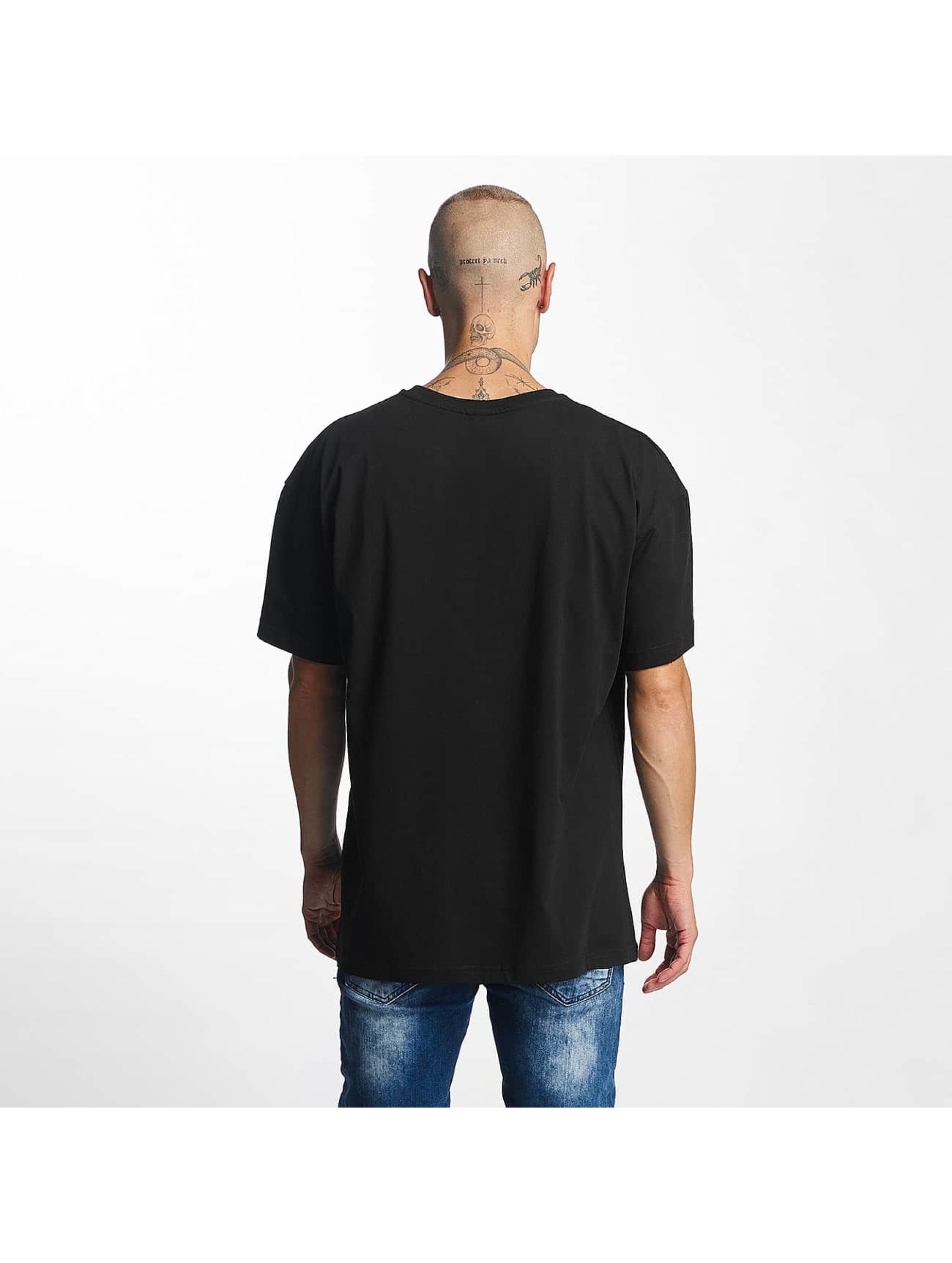 K1X T-Shirty Crest czarny