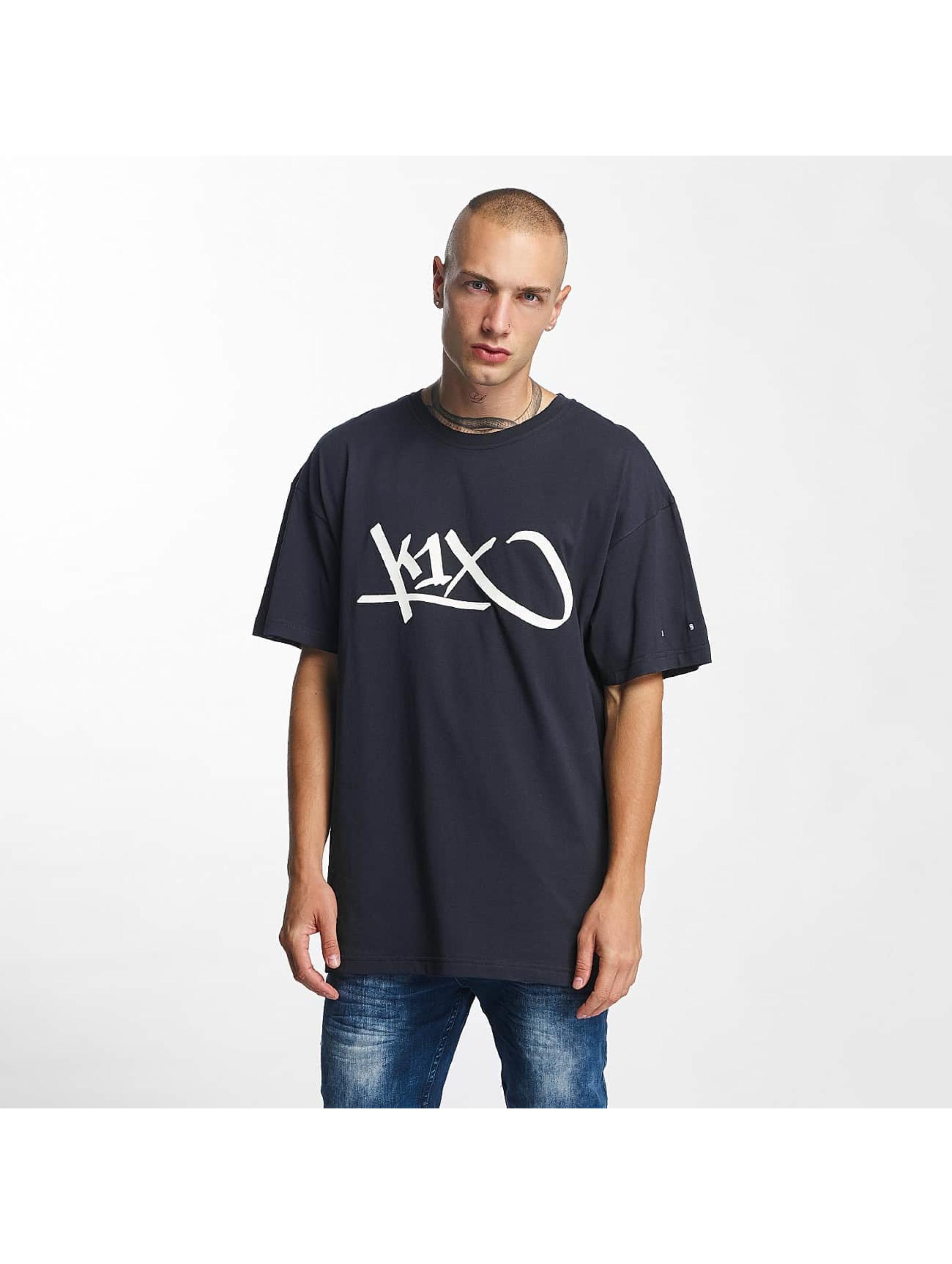 K1X T-Shirty Ivery Sports Tag niebieski