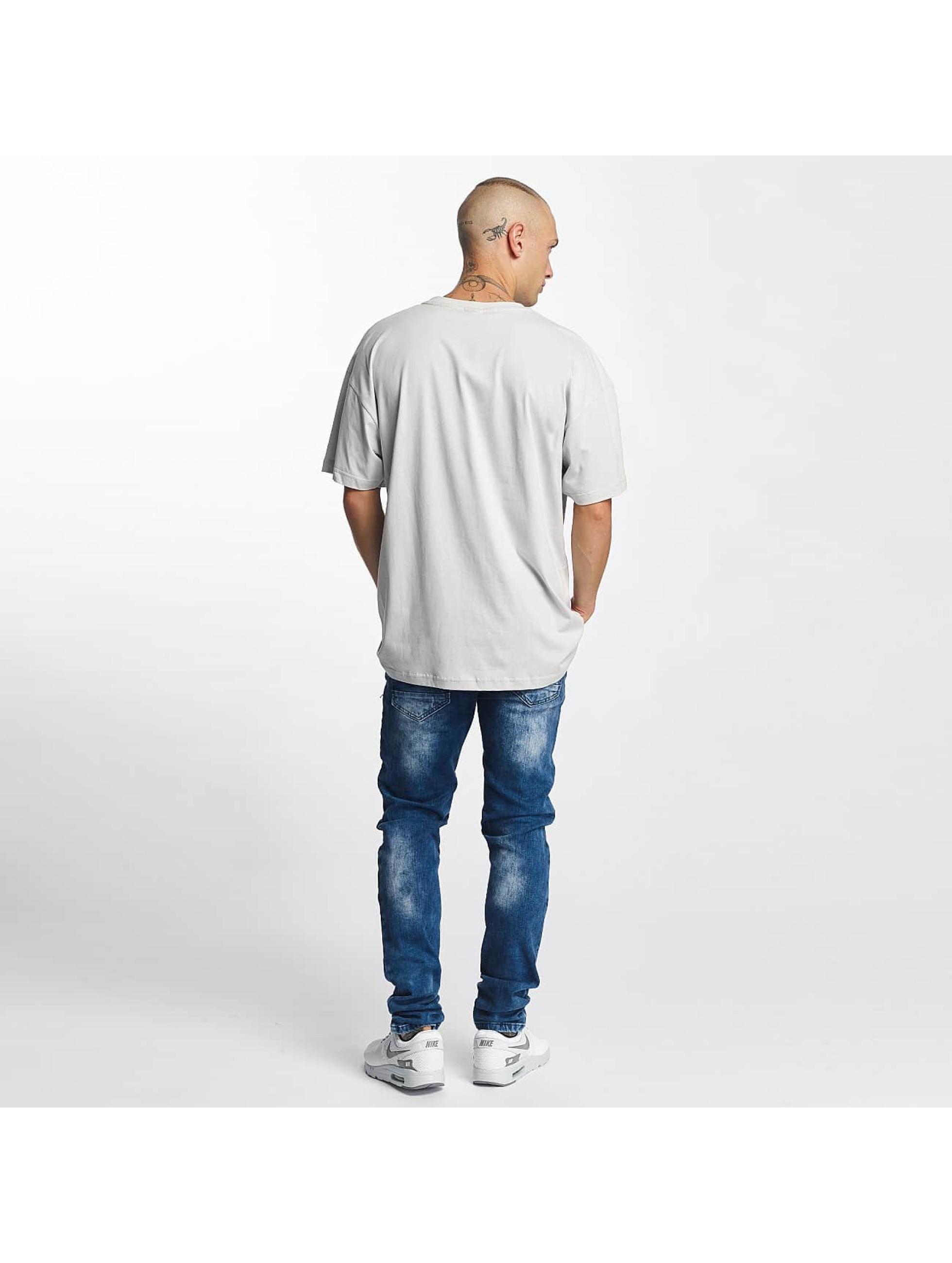 K1X T-Shirty Crest szary