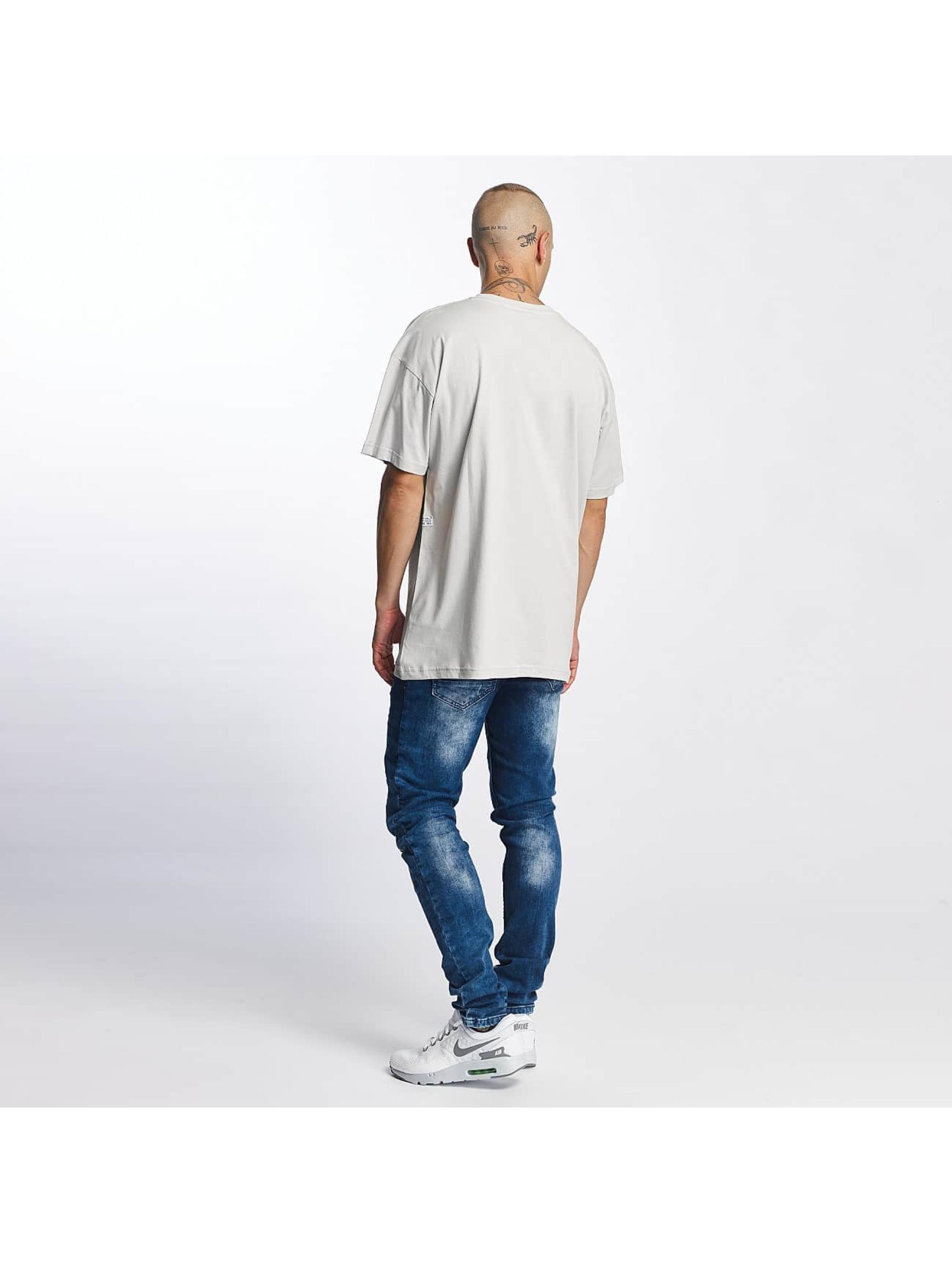 K1X T-skjorter Play Hard Basketball grå