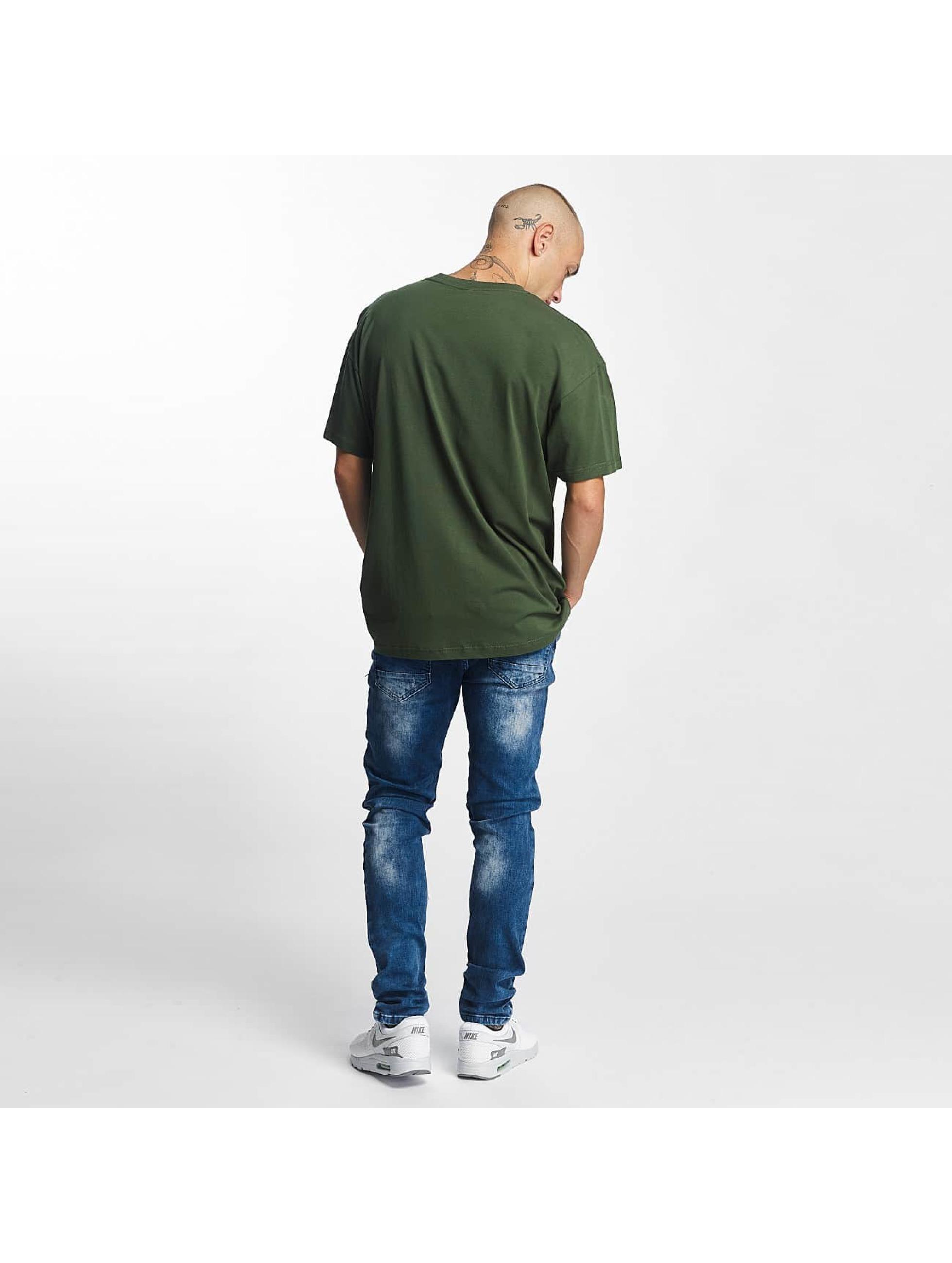 K1X T-skjorter Play Hard Basketball grøn