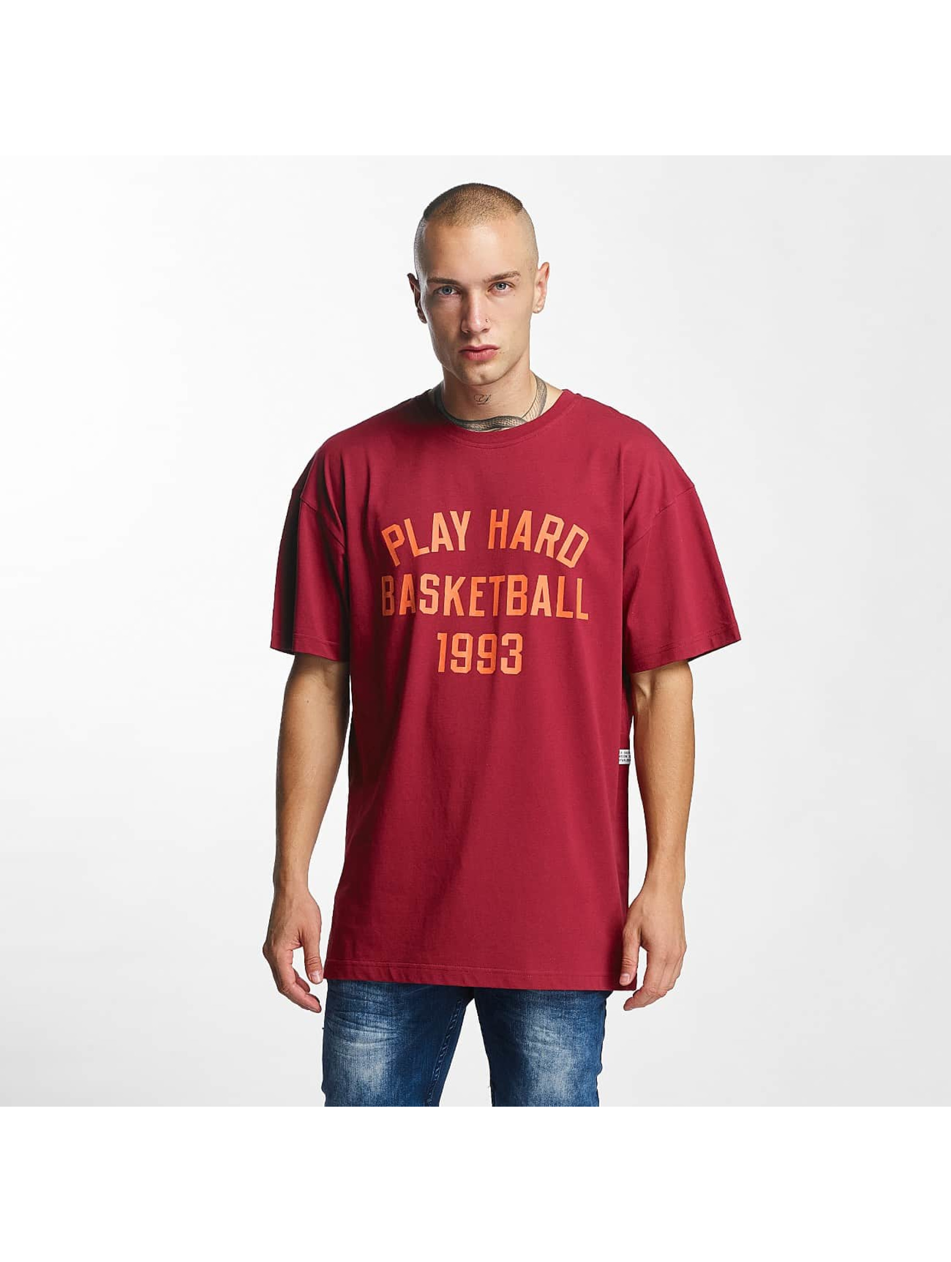 K1X T-skjorter Play Hard Basketball red