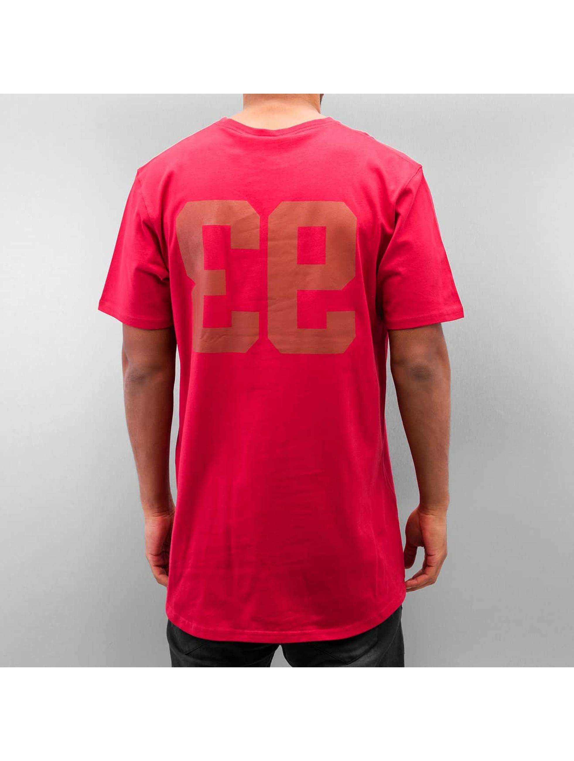 K1X Tall Tees O.D. rood