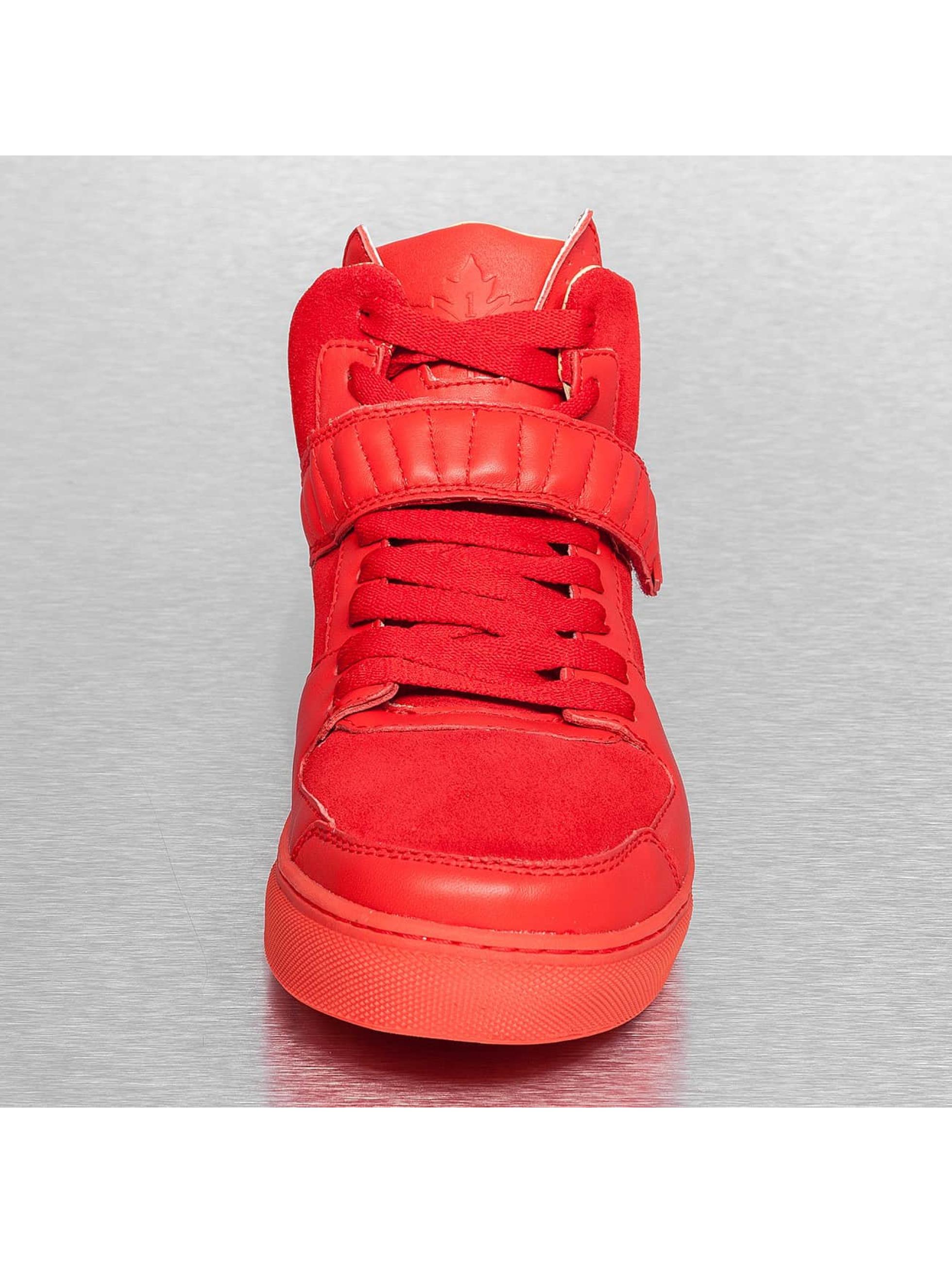 K1X Tennarit Encore High punainen