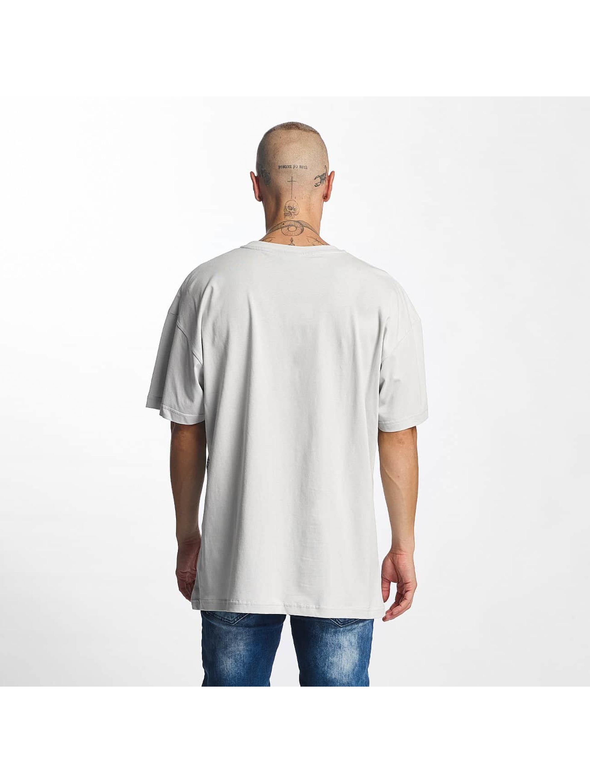 K1X Tričká Crest šedá