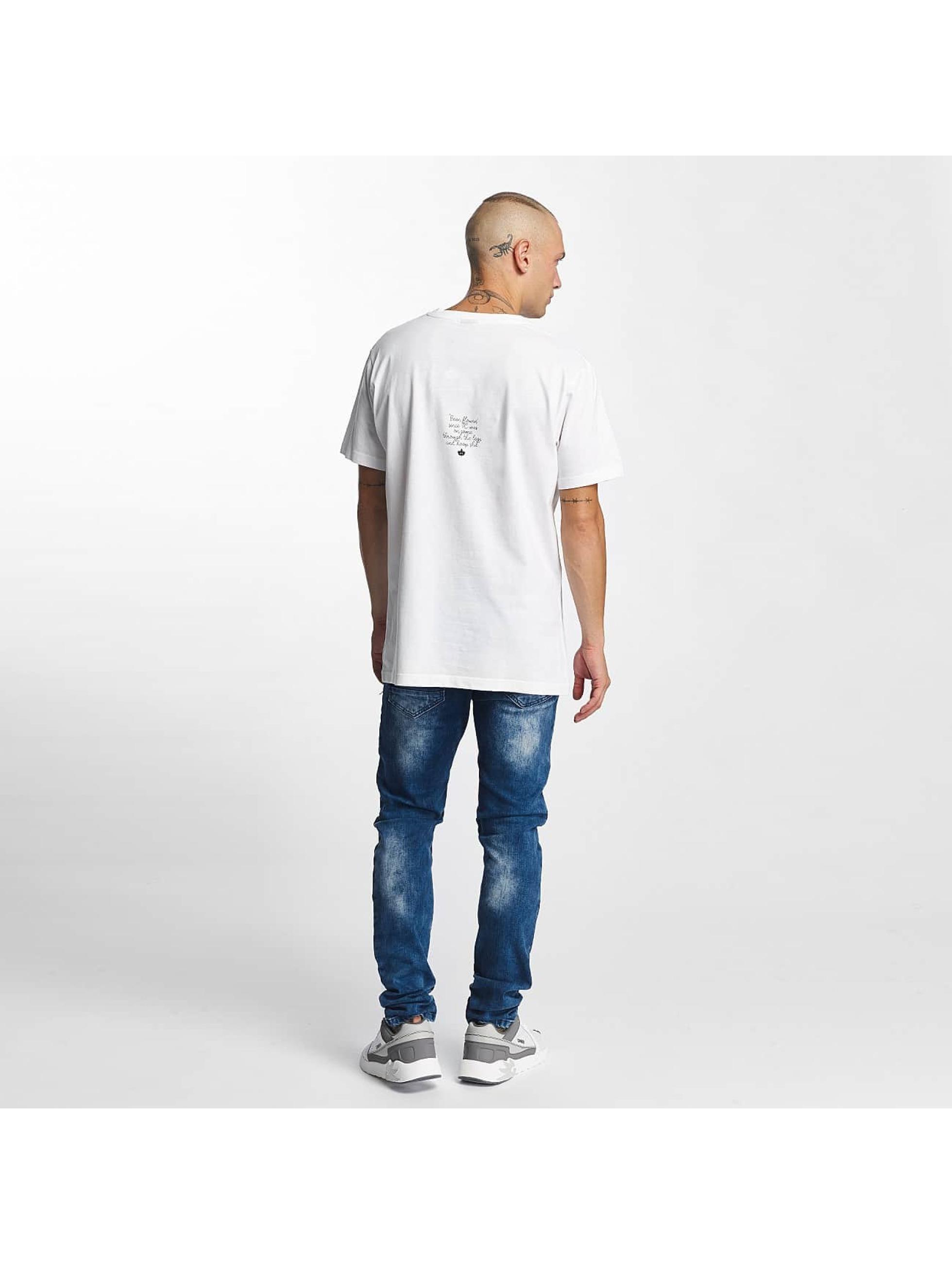 K1X Tričká T.Dot Dunk biela